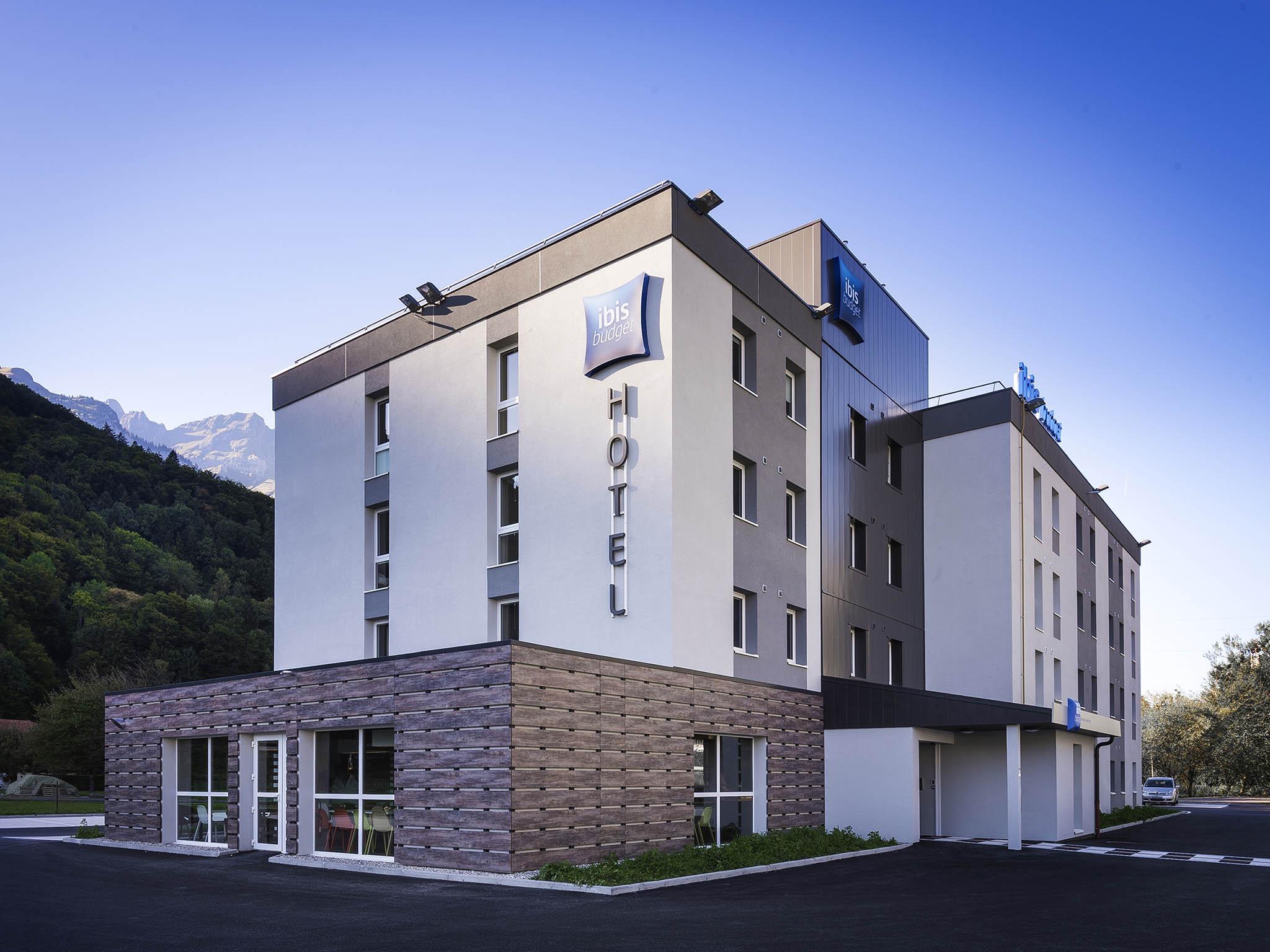 Отель — ibis budget Sallanches Pays du Mont-Blanc