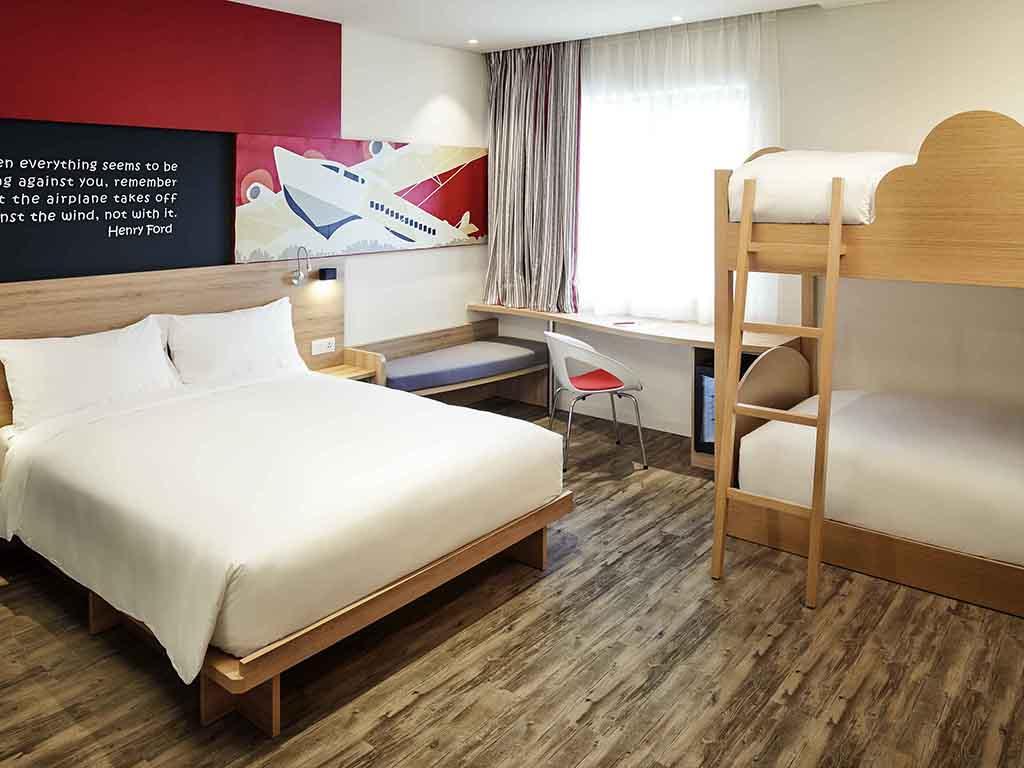 Goedkoop hotel ho chi minh ibis saigon airport - Eigentijdse badkuip ...