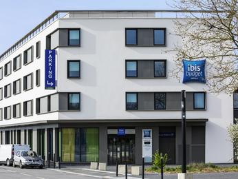 ibis budget Saint-Quentin-en-Yvelines Vélodrome