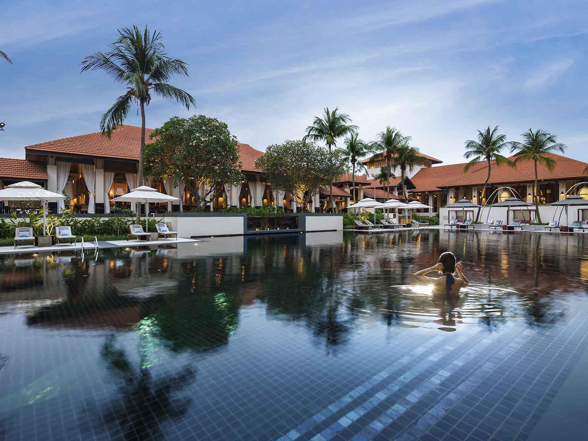 فندق - منتجع وسبا سوفيتل Sofitel سنغافورة سنتوسا Sentosa