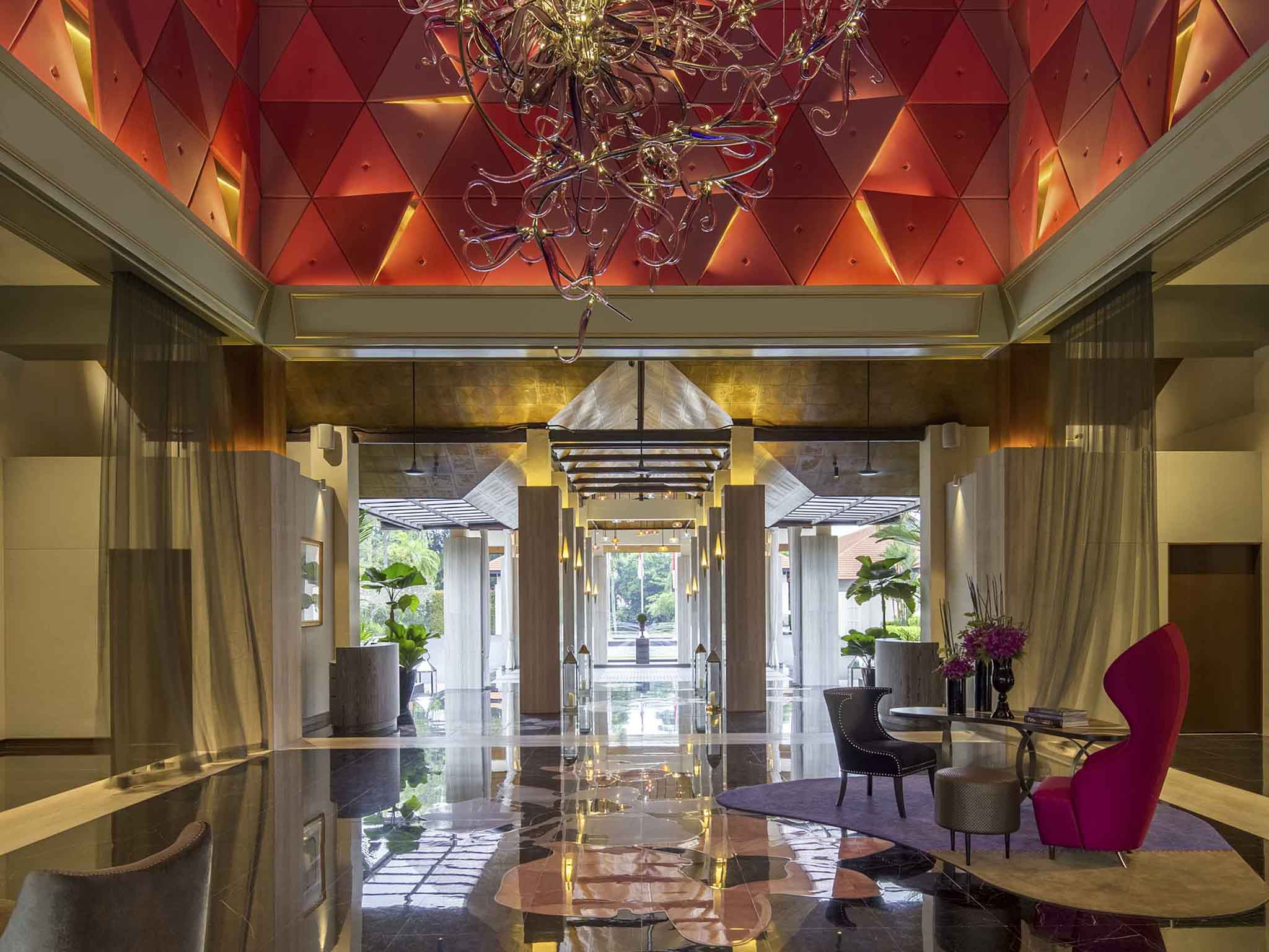 Sofitel Singapore Sentosa Resort & Spa | AccorHotels