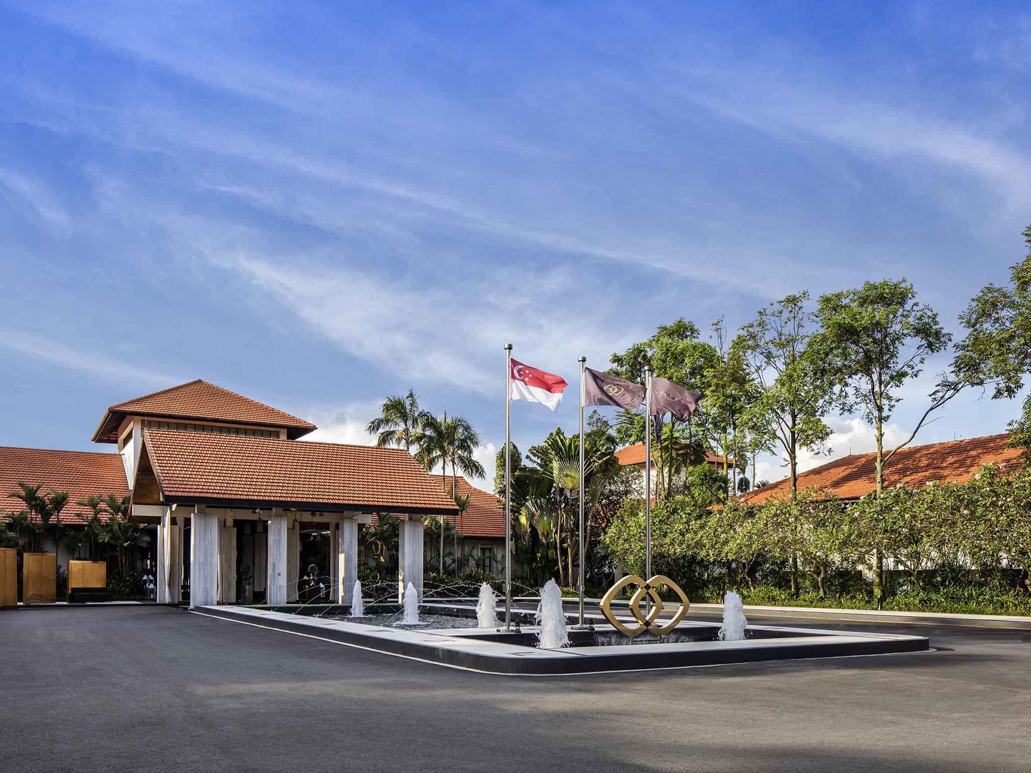 Hotel In Singapur Sofitel Singapore Sentosa Resort Spa