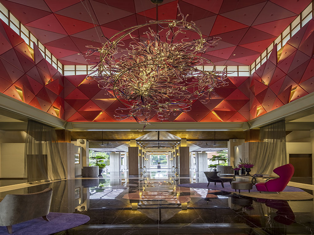 Luxury hotel singapore sofitel singapore sentosa resort for Villa du jardin sentosa