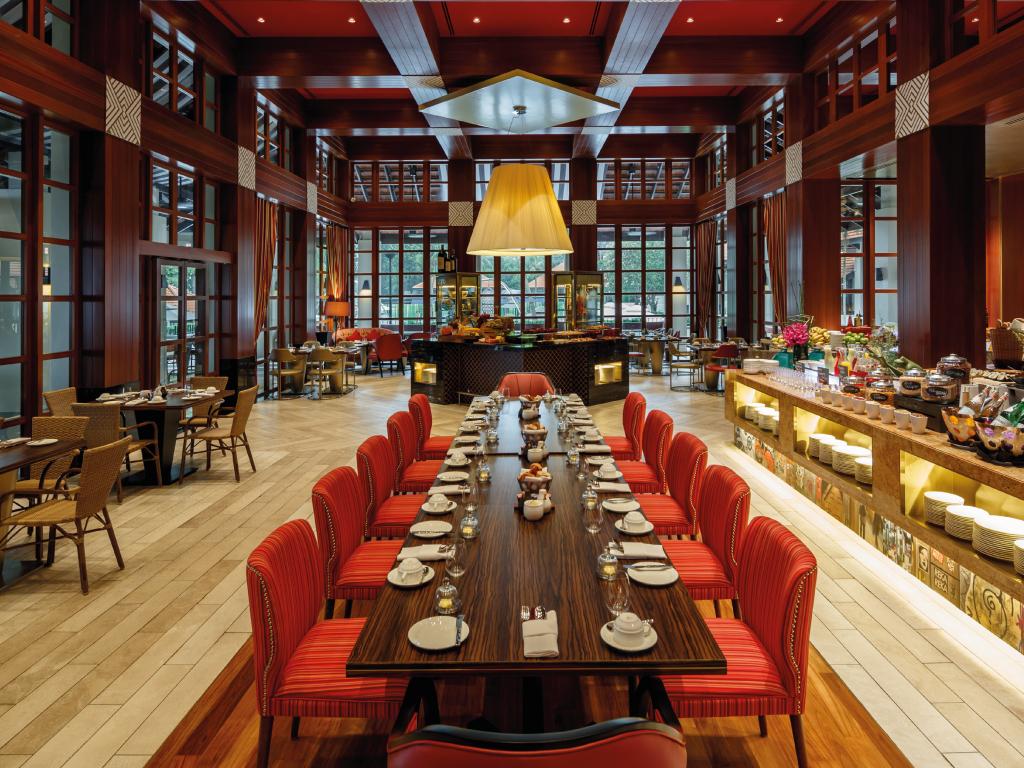 Luxury Hotel Singapore Sofitel Singapore Sentosa Resort Spa