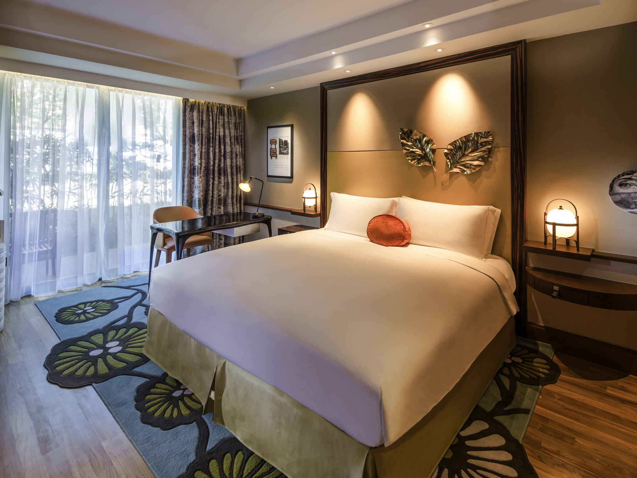 Rooms - Sofitel Singapore Sentosa Resort & Spa