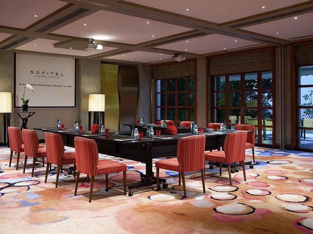 Luxushotel Singapur Sofitel Singapore Sentosa Resort Spa