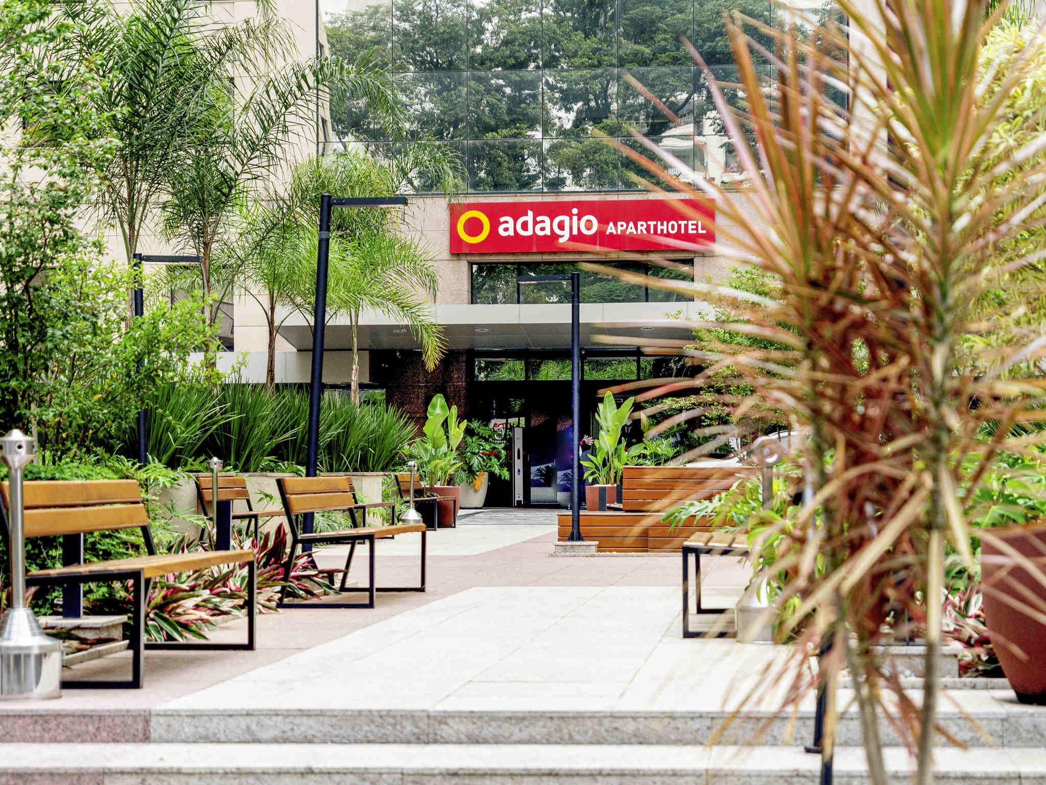 Otel – Aparthotel Adagio Sao Paulo Moema