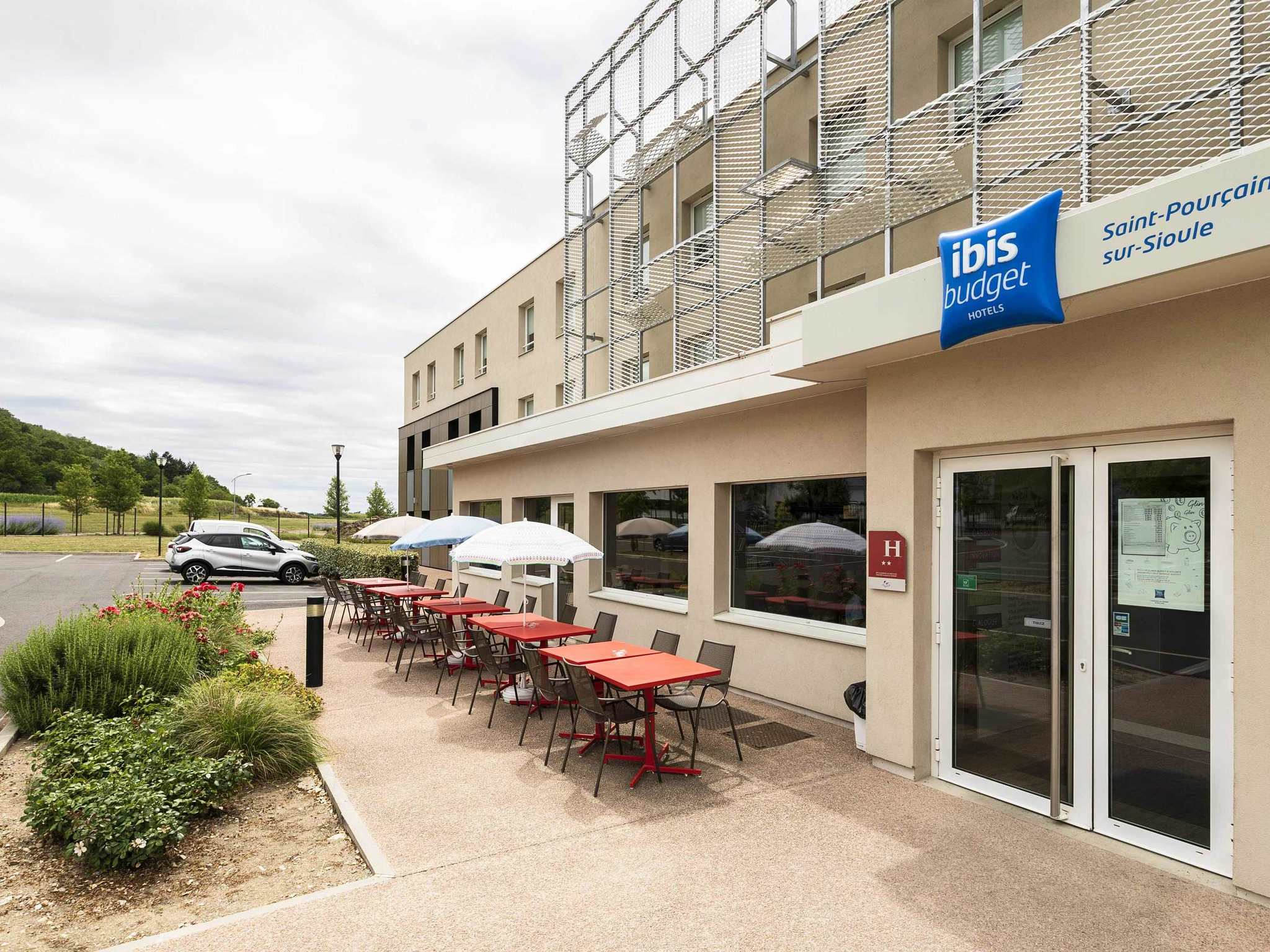 Hotell – ibis budget Saint-Pourçain-sur-Sioule