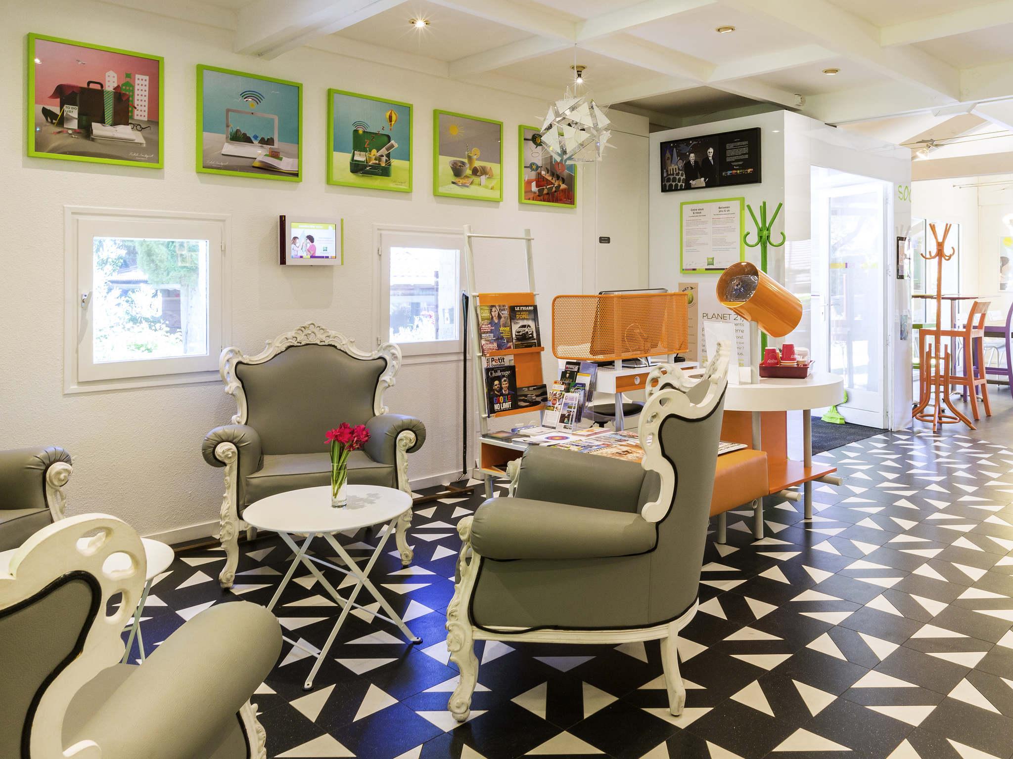 Hotel – ibis Styles Aix en Provence Mas des Oliviers