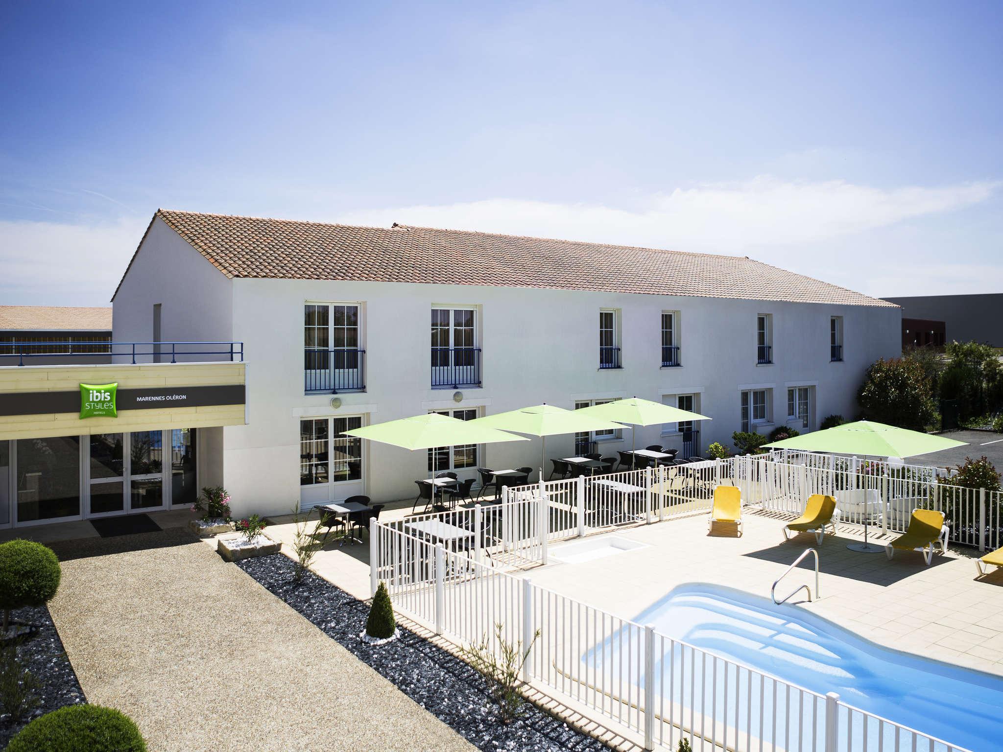 Отель — ibis Styles Marennes-Oléron