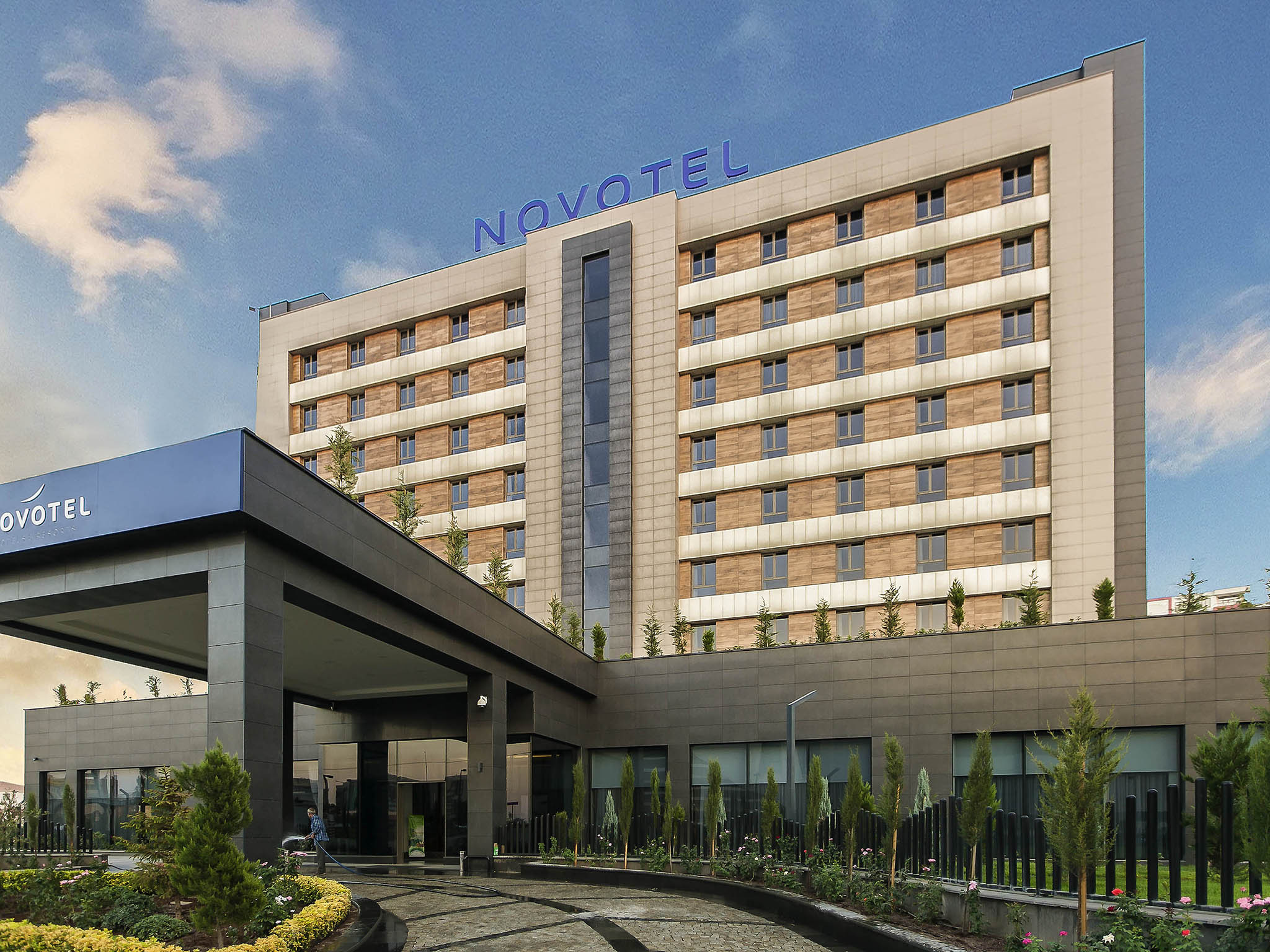 Hotell – Novotel Diyarbakir