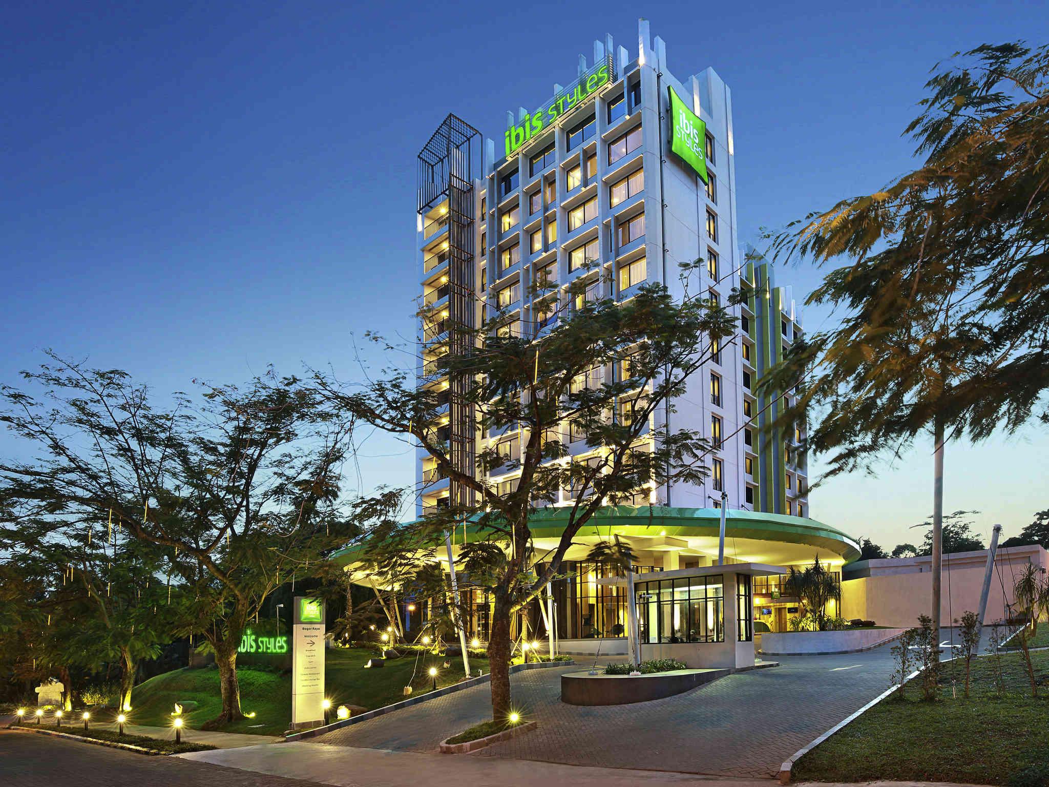 Hotel in bogor ibis styles bogor raya for Style hotel