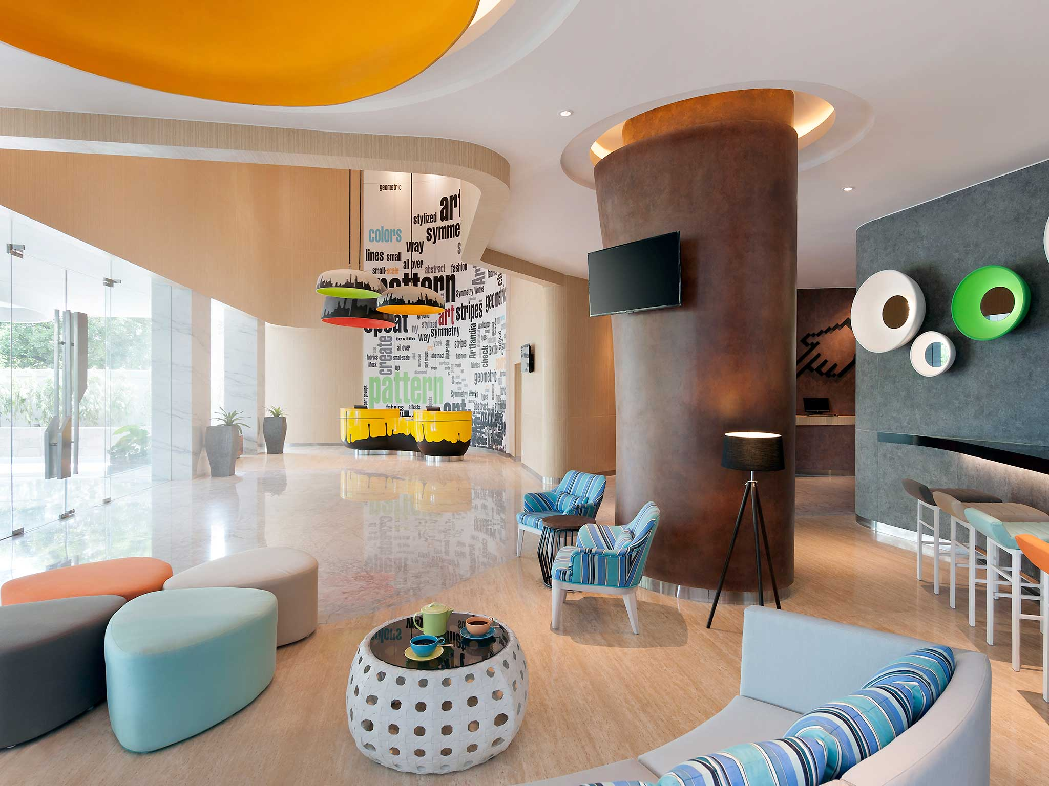 Hotel – ibis Styles Surabaya Jemursari