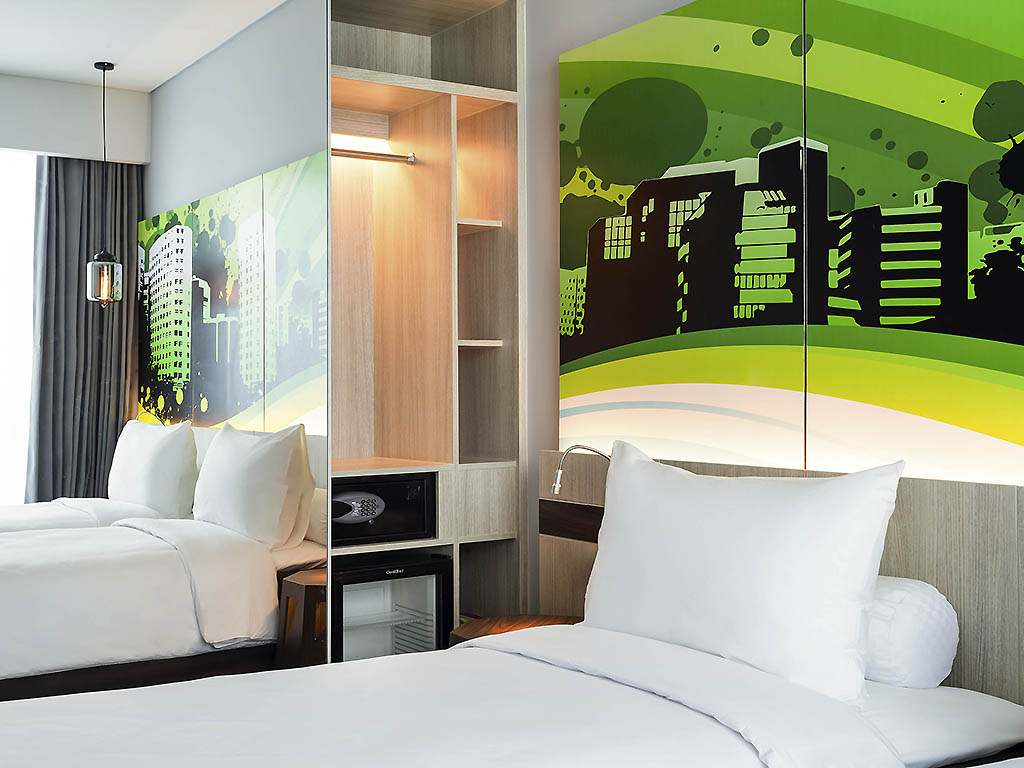 Standard 2 Single Beds