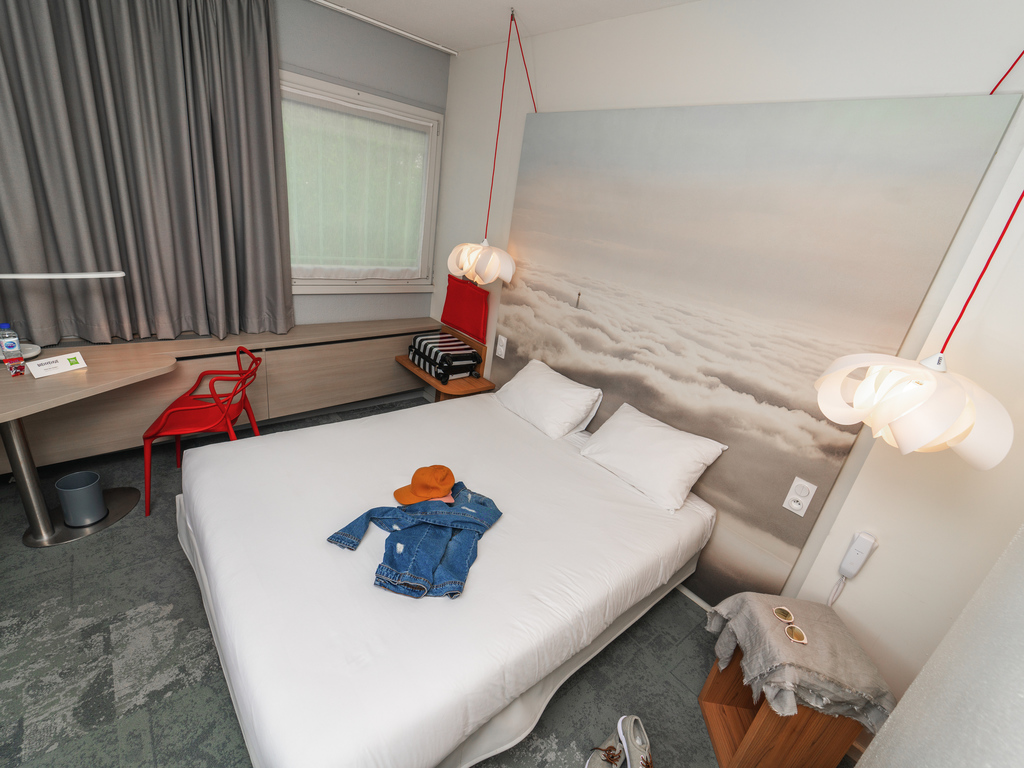 Hotel in velizy villacoublay ibis styles paris velizy