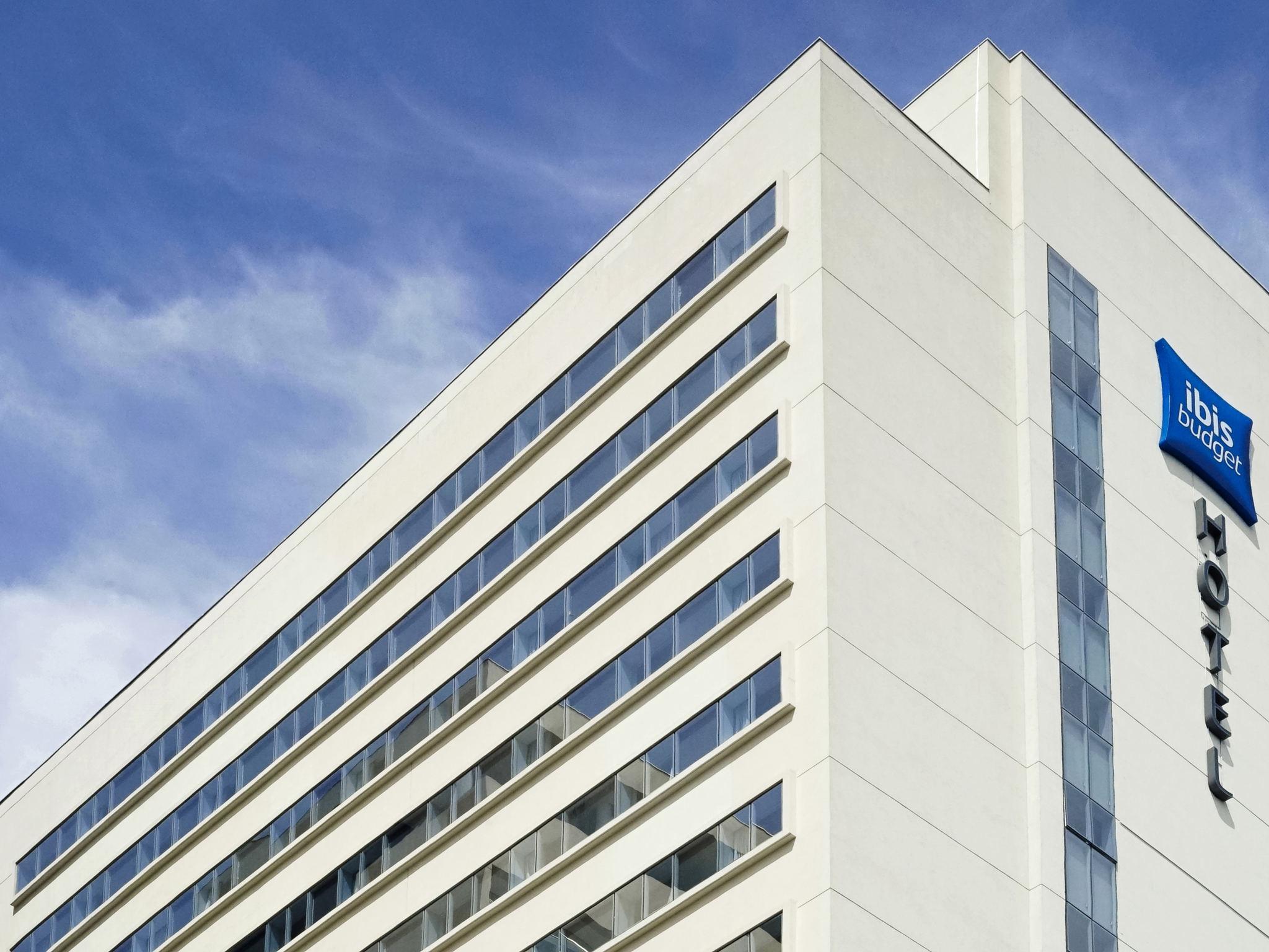 Отель — ibis budget Osasco