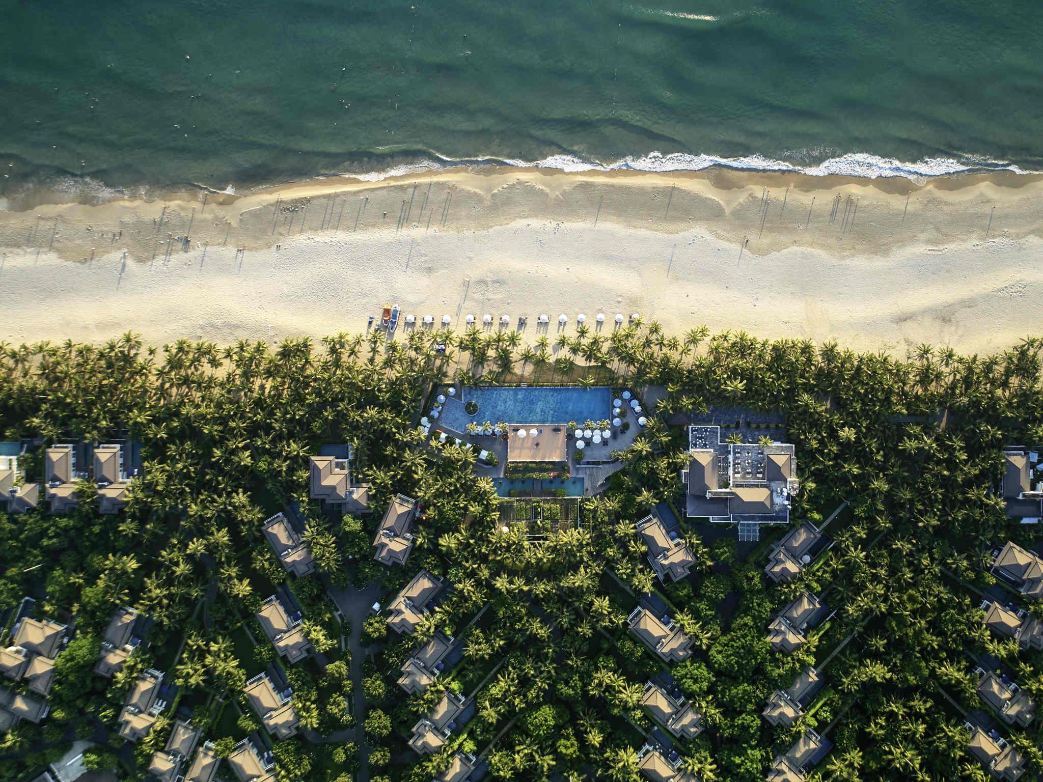 Отель — Premier Village Дананг Резорт под управлением AccorHotels