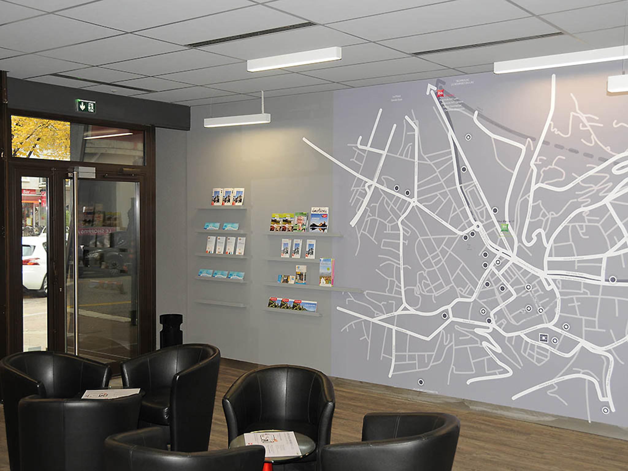 Hôtel - ibis Styles Chambéry Centre Gare