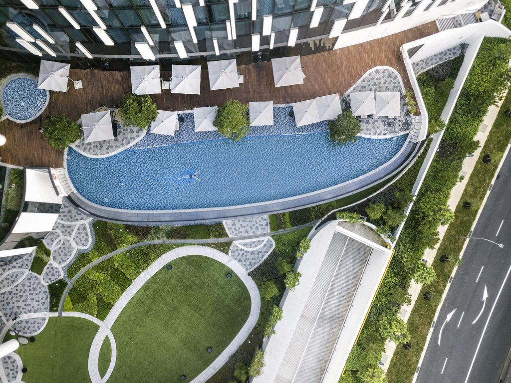 hotel singapore - novotel singapore on stevens (opening october 2017)