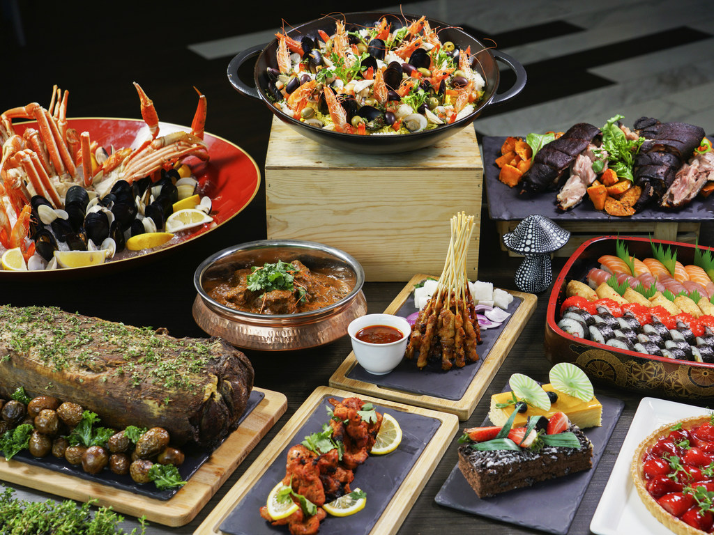Food Exchange Singapore Restaurants By Accorhotels