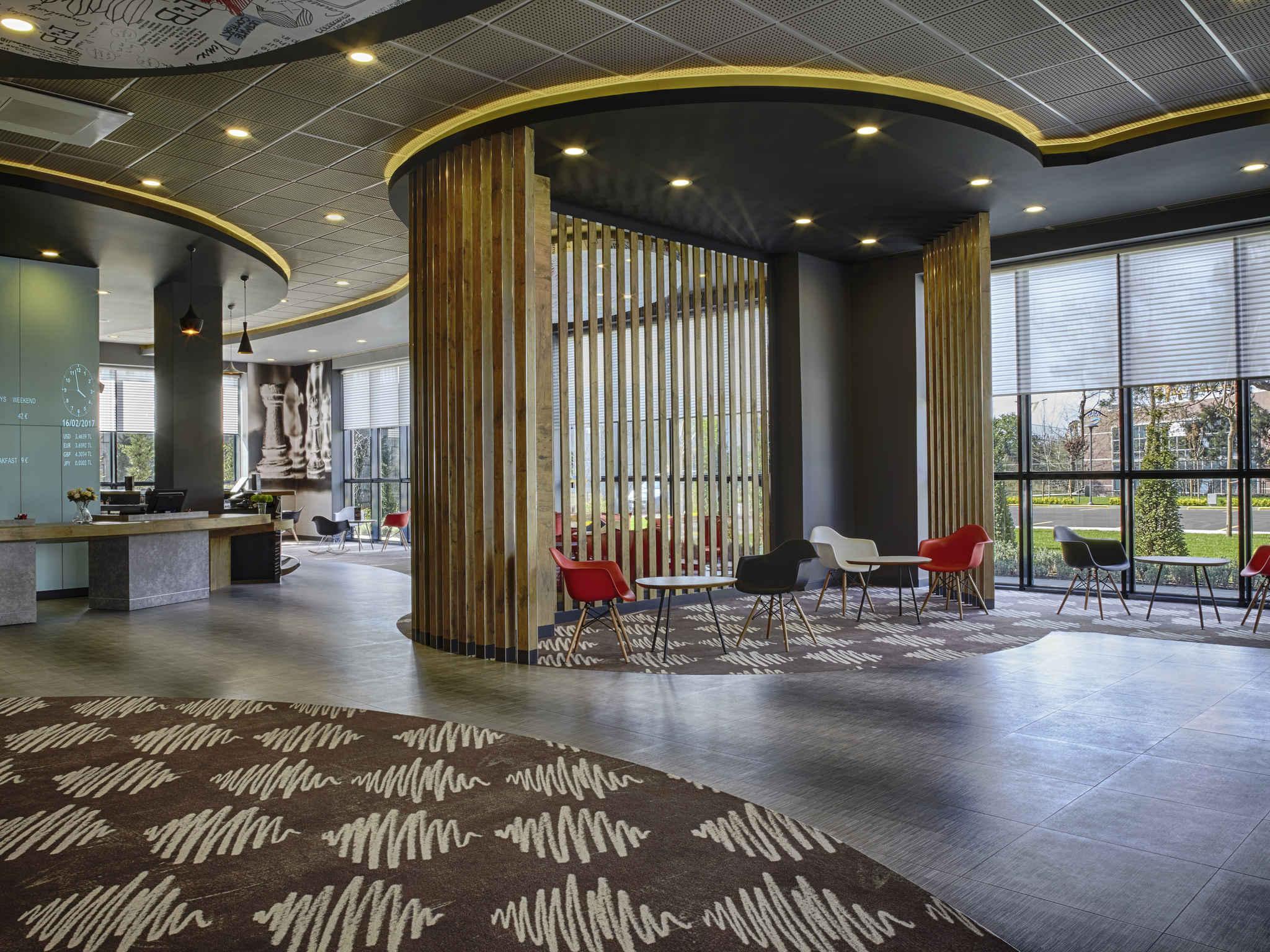 Отель — ibis Стамбул Тузла