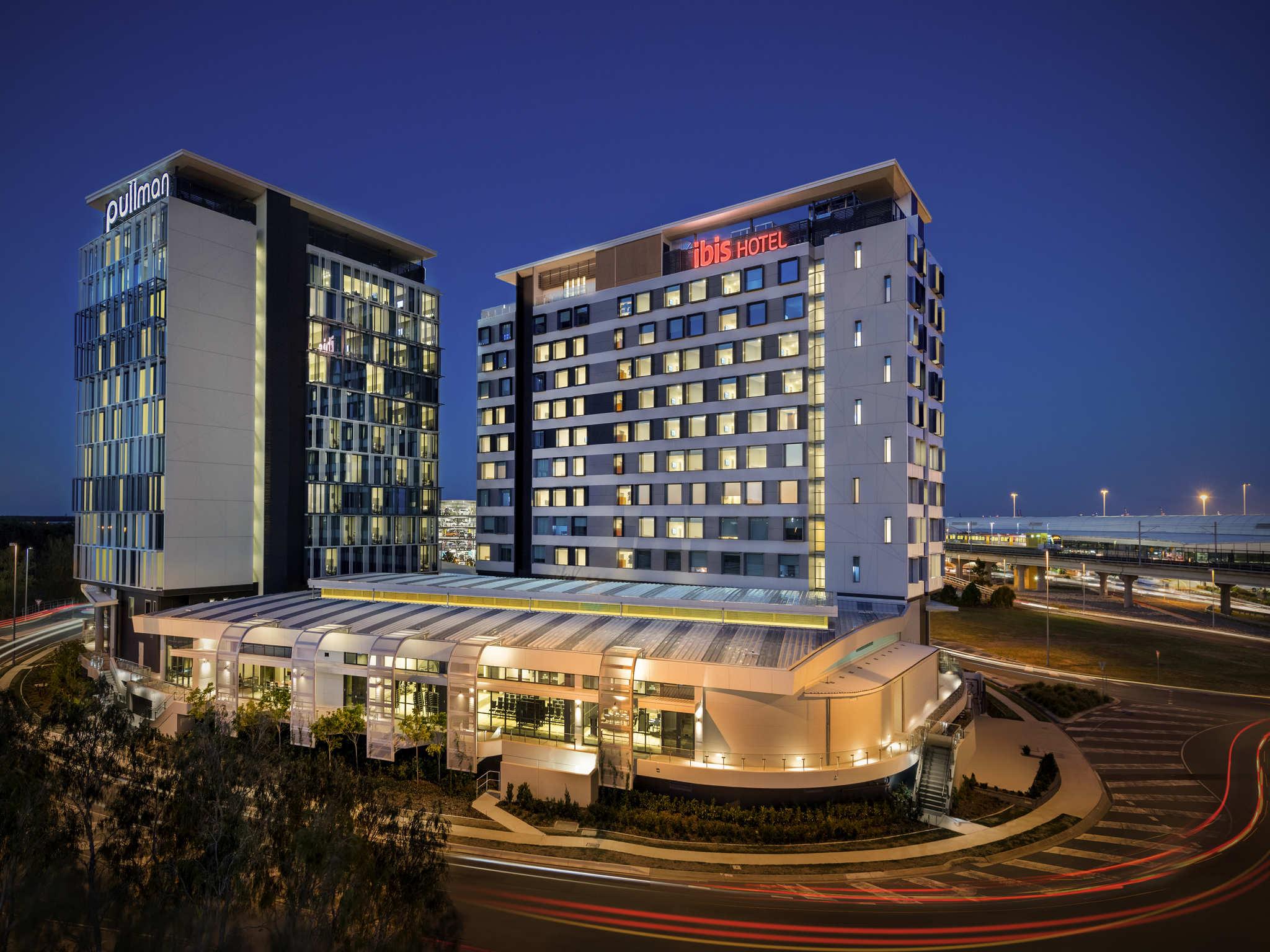 酒店 – 宜必思布里斯班机场酒店