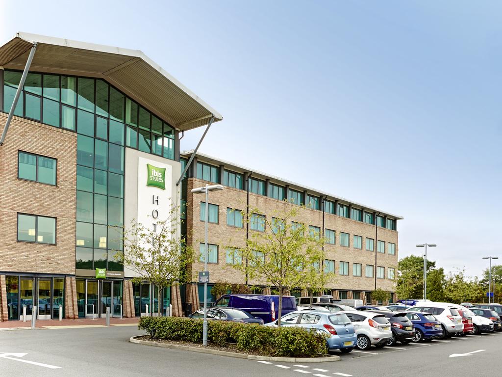 โรงแรม – ibis Styles Birmingham NEC and Airport