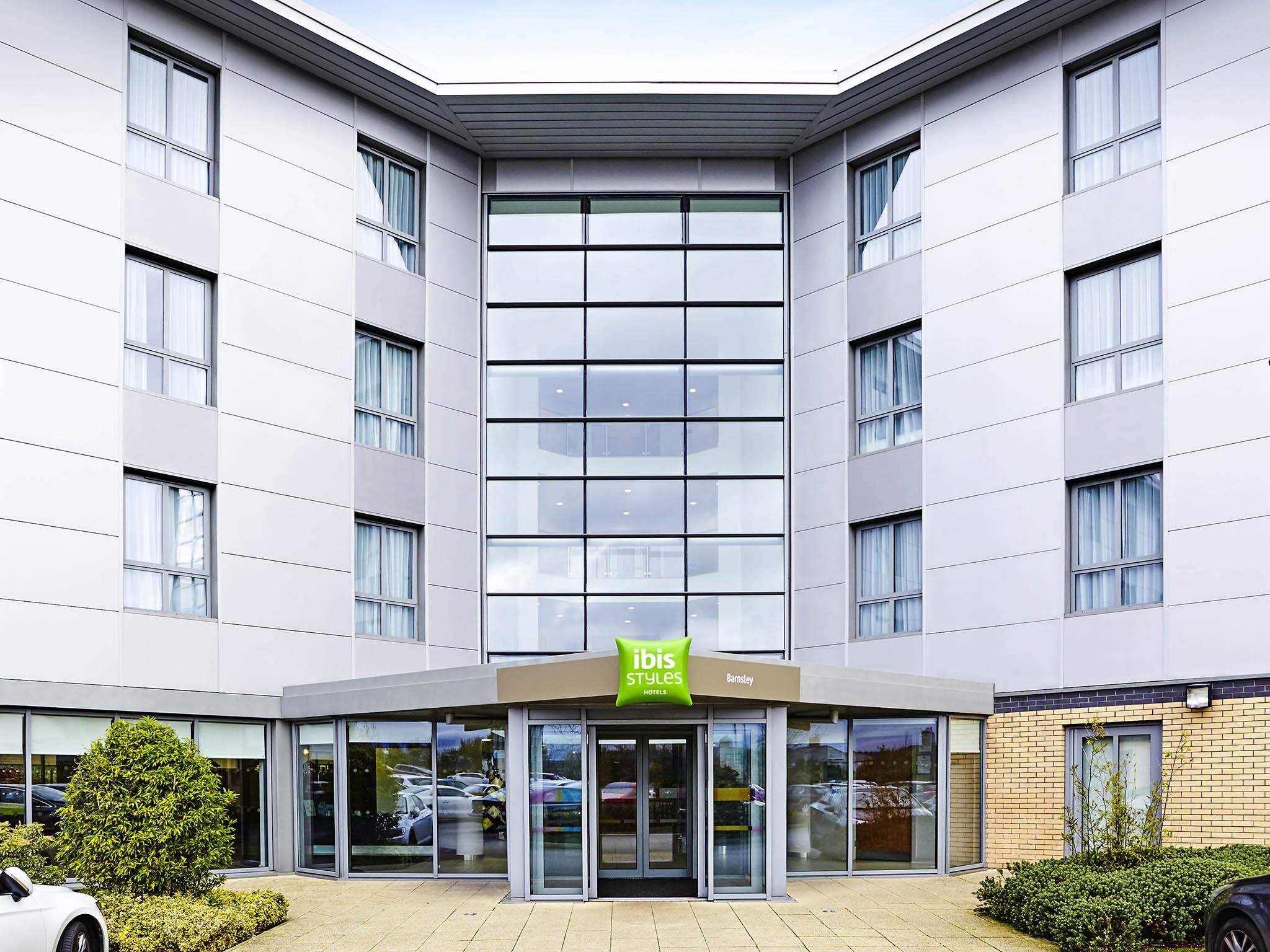 โรงแรม – ibis Styles Barnsley