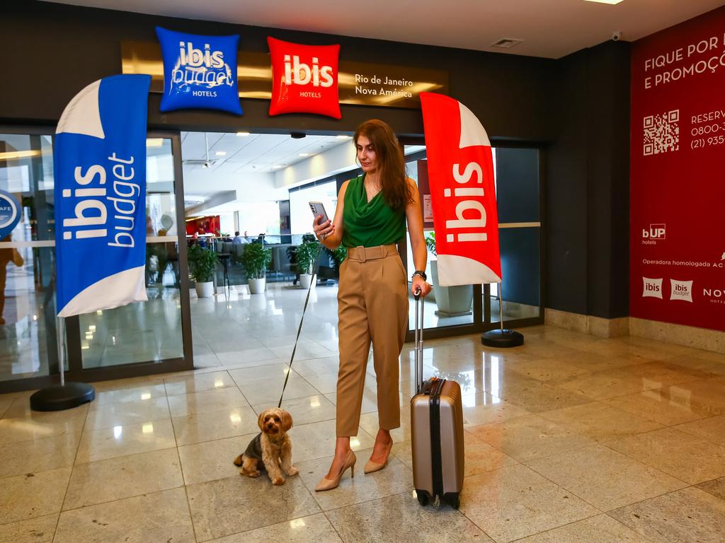 b4540f314 Hotel in rio de janeiro - ibis budget Rio de Janeiro Nova America