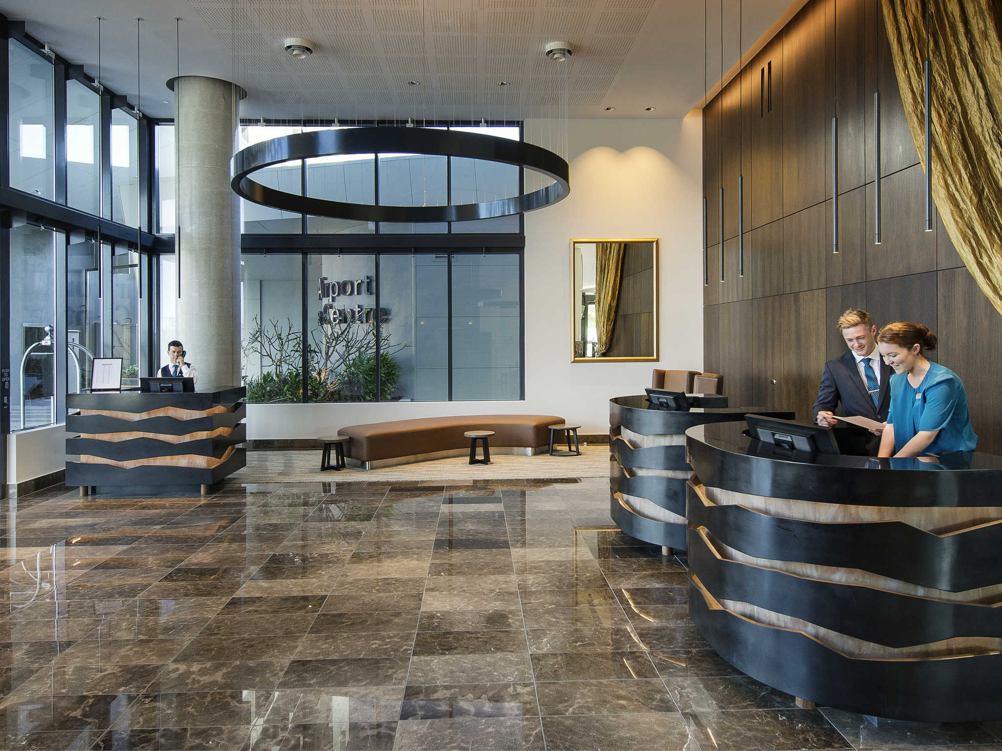 Отель — Pullman Брисбен Аэропорт