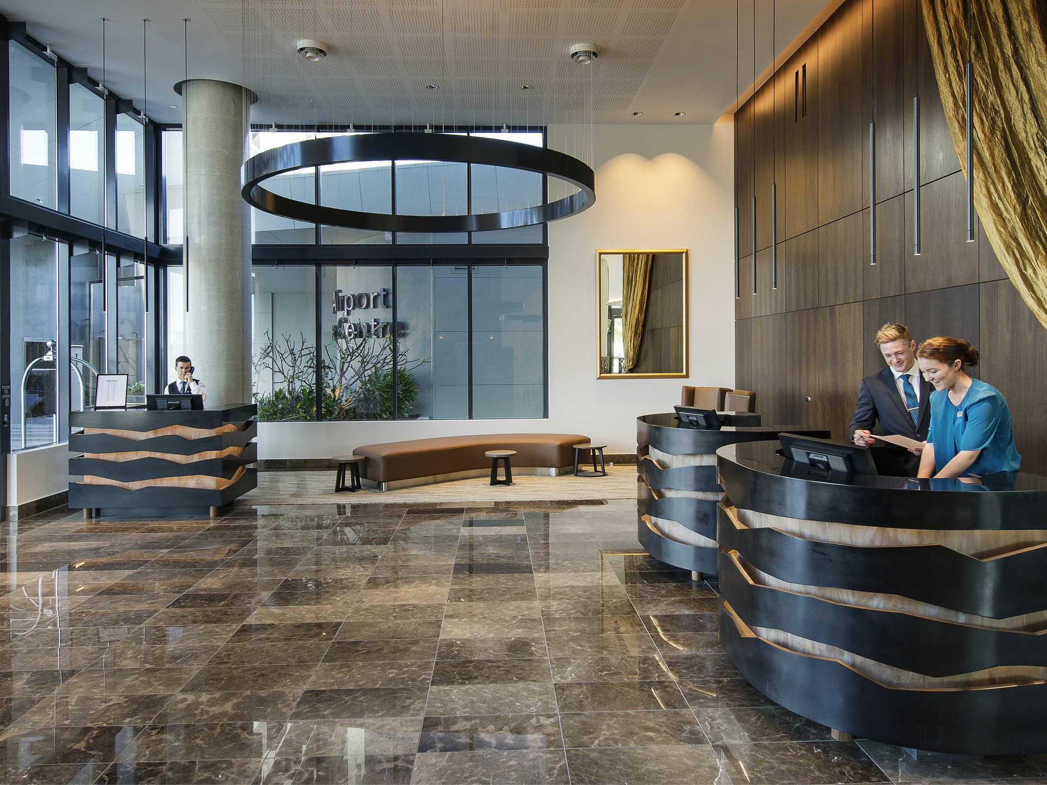Hotel – Pullman Brisbane Airport