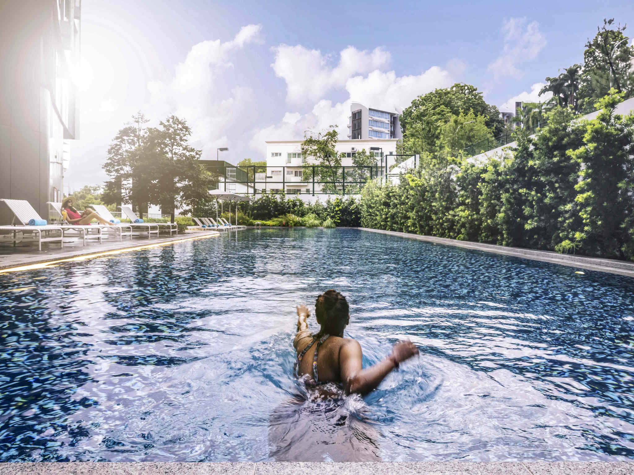 Hôtel - Mercure Singapore On Stevens