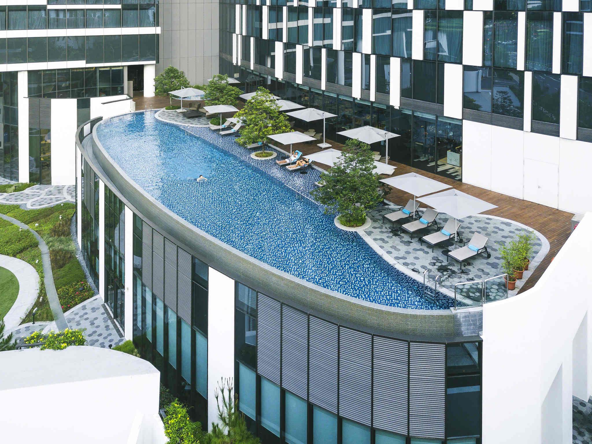 Hotel In Singapore Mercure Singapore On Stevens