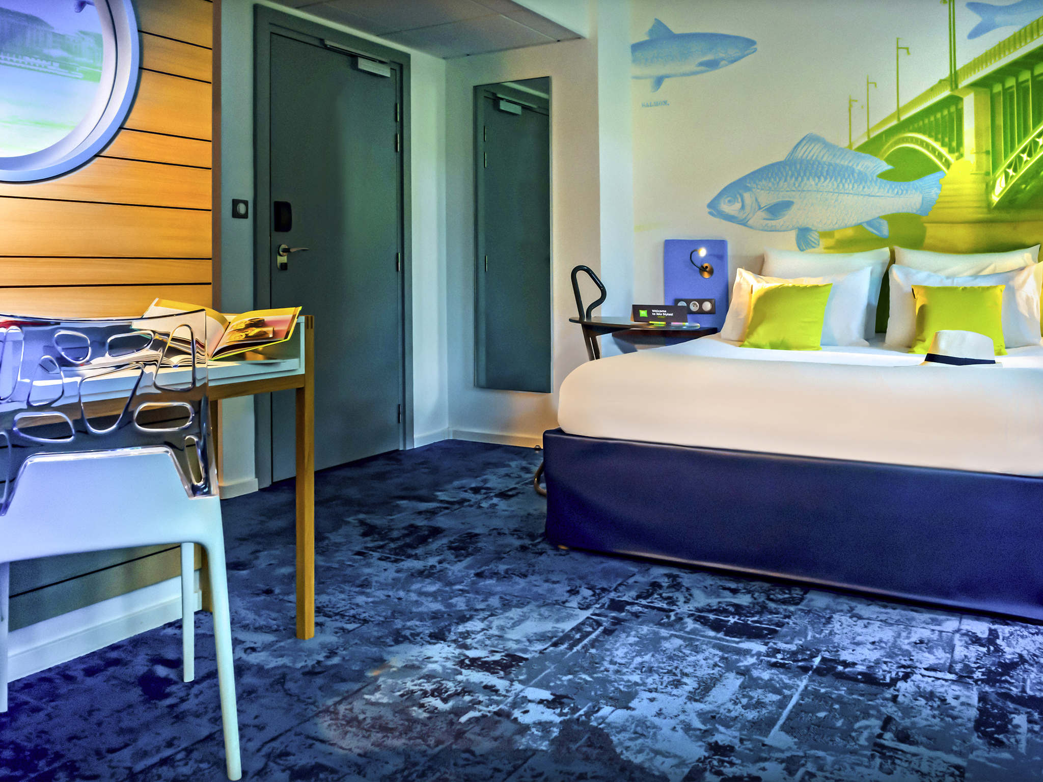 High Quality ... Hotel   Ibis Styles Strasbourg Avenue Du Rhin ...