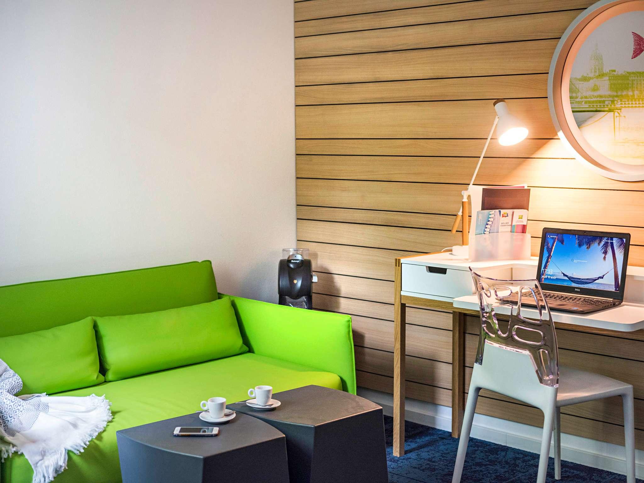 ... Rooms   Ibis Styles Strasbourg Avenue Du Rhin ...