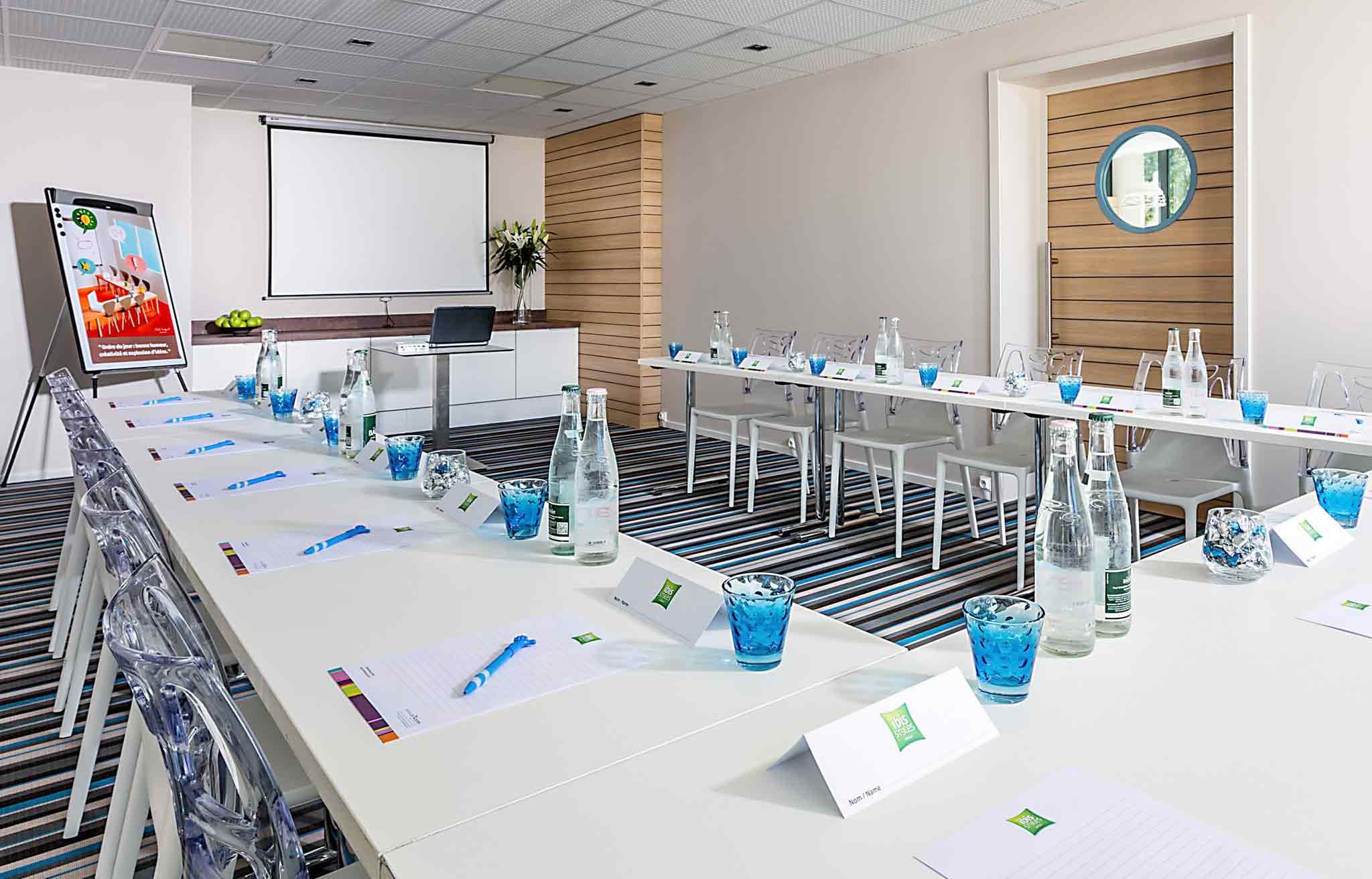 ... Meetings And Events   Ibis Styles Strasbourg Avenue Du Rhin ...