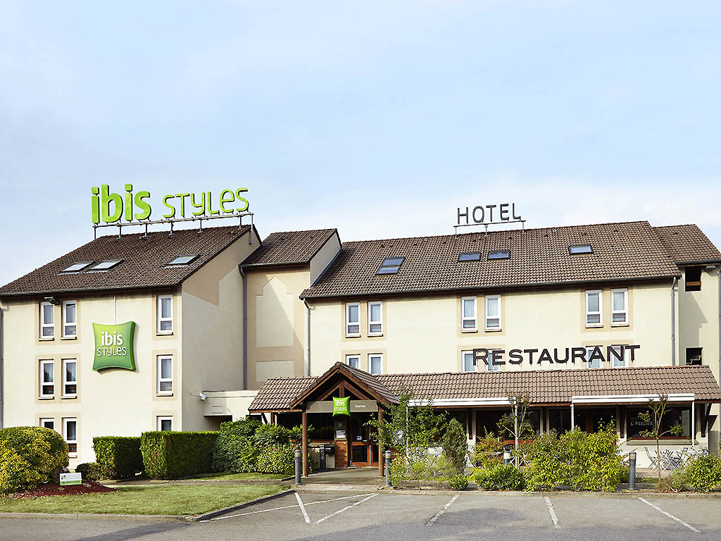 h tel le coudray ibis styles chartres