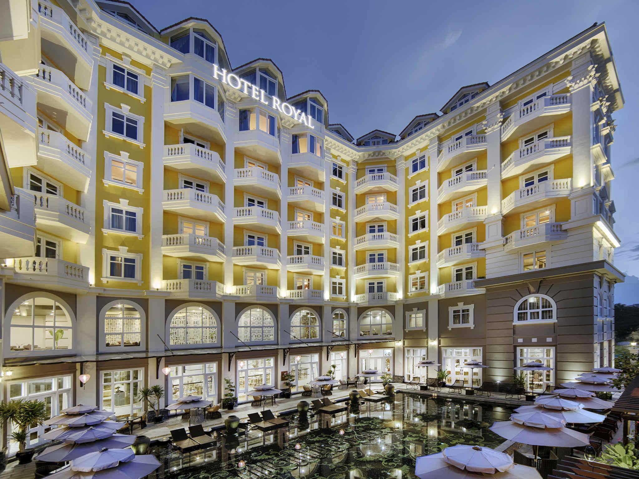 호텔 – Hotel Royal Hoi An - MGallery by Sofitel