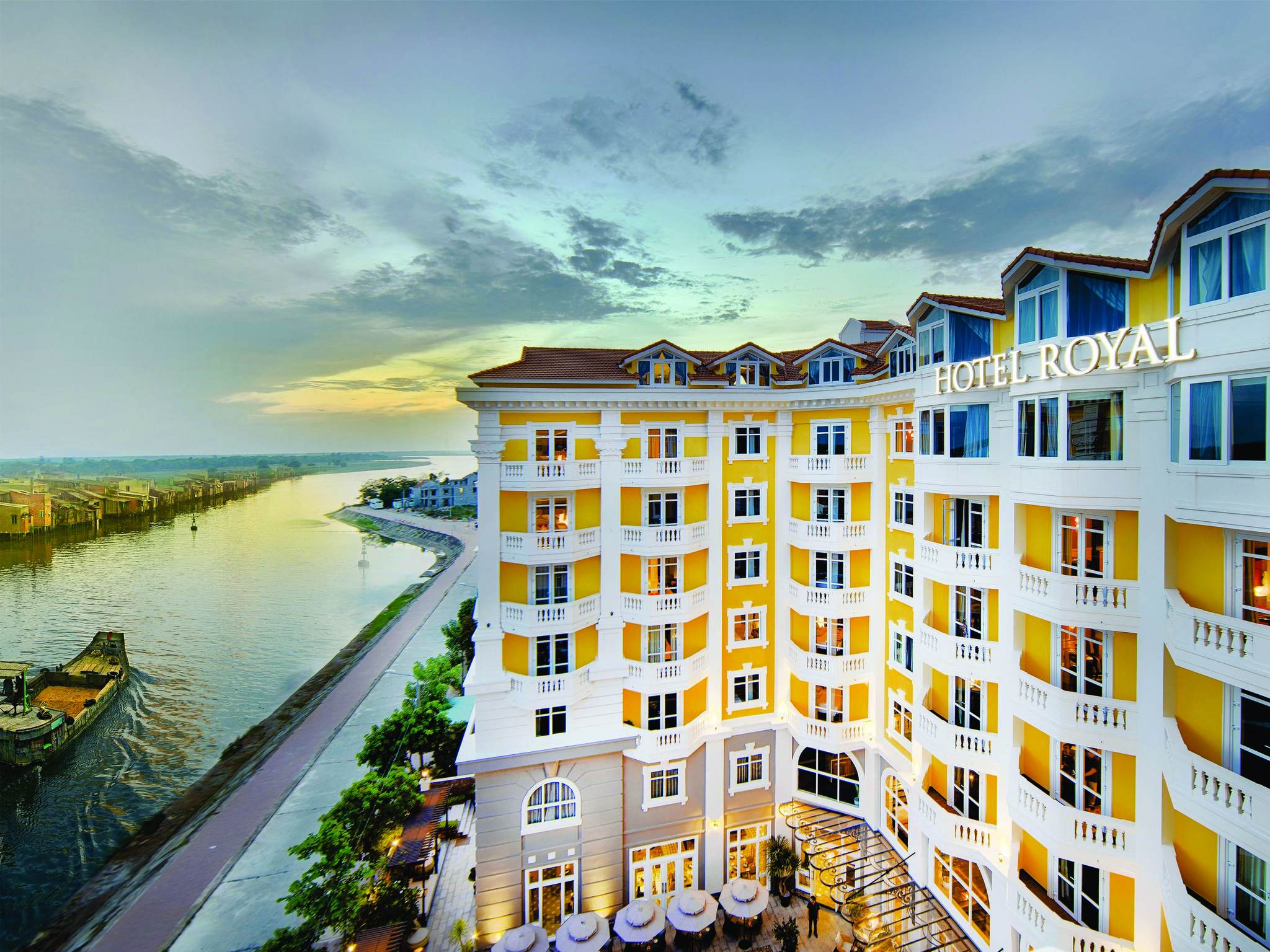 Hotell – Hotel Royal Hoi An - MGallery by Sofitel