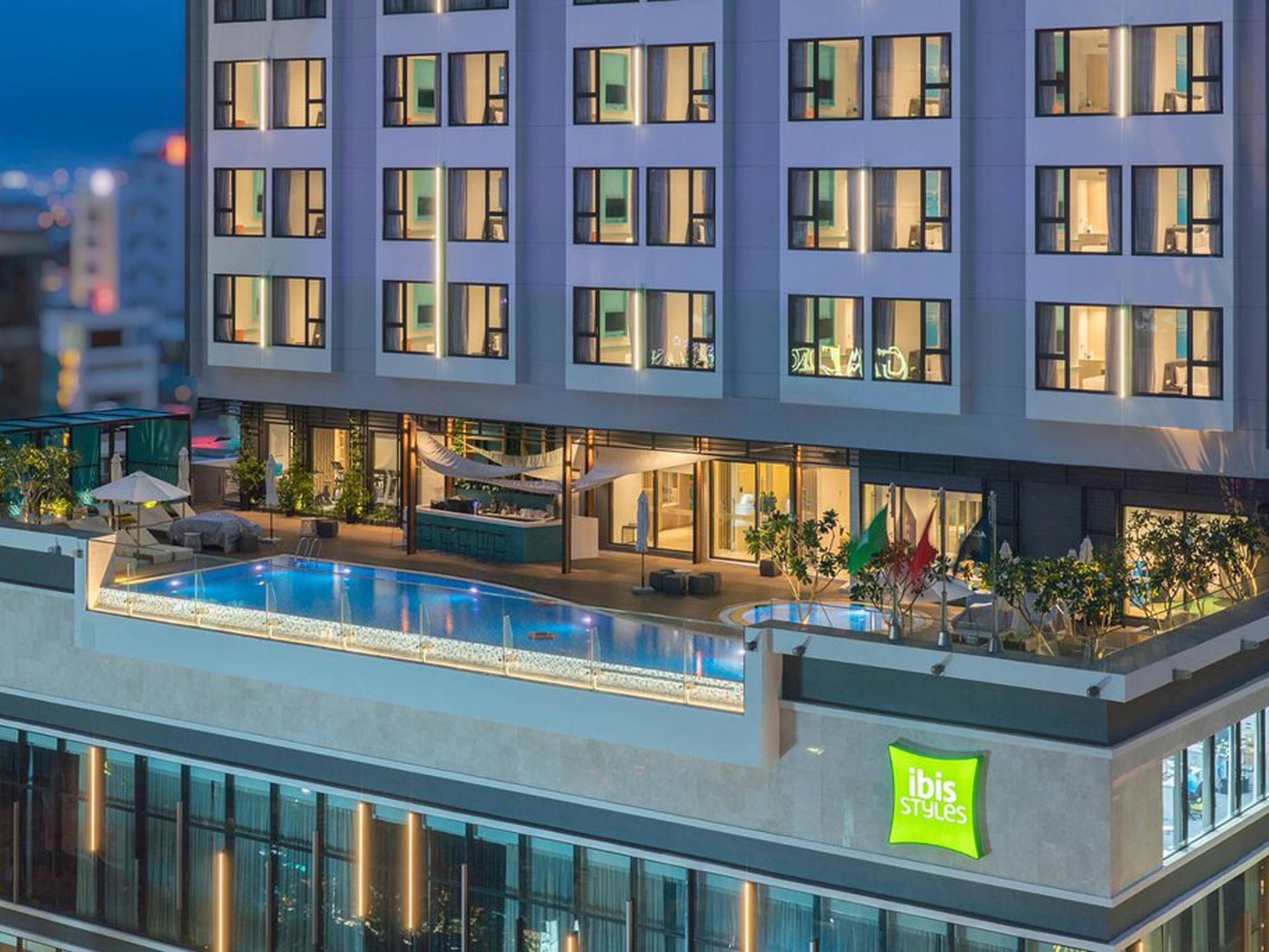 Hotel – ibis Styles Nha Trang