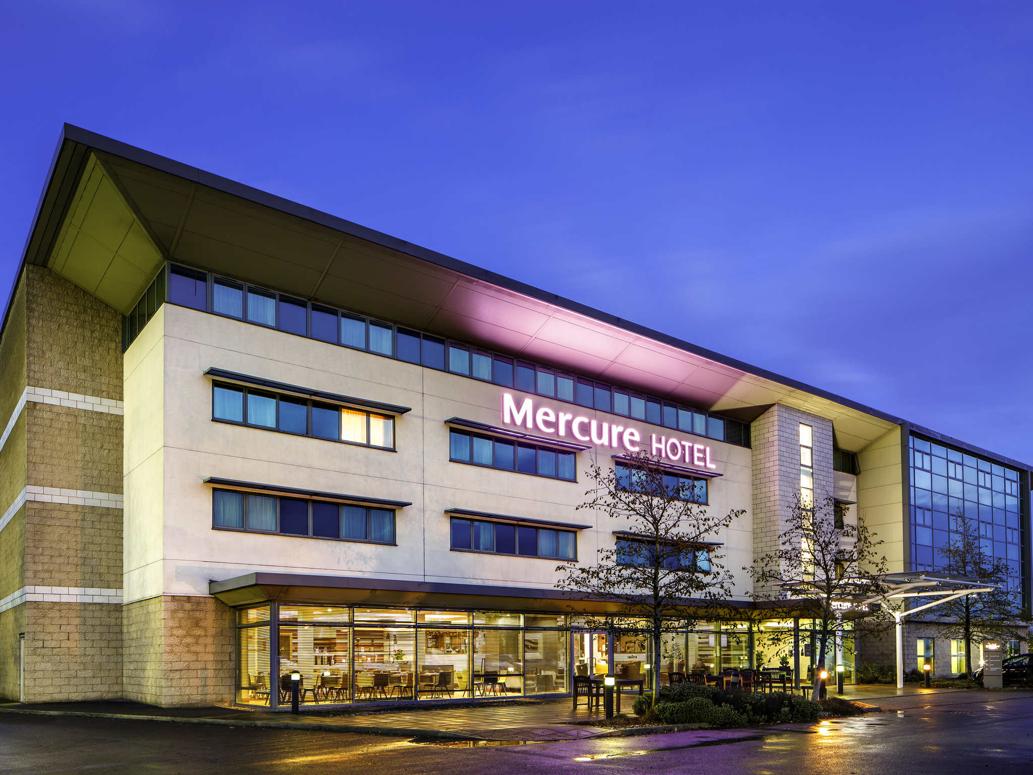Hôtel - Mercure Sheffield Parkway Hotel