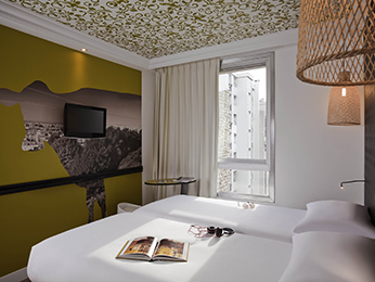 ibis Styles Paris Buttes-Chaumont