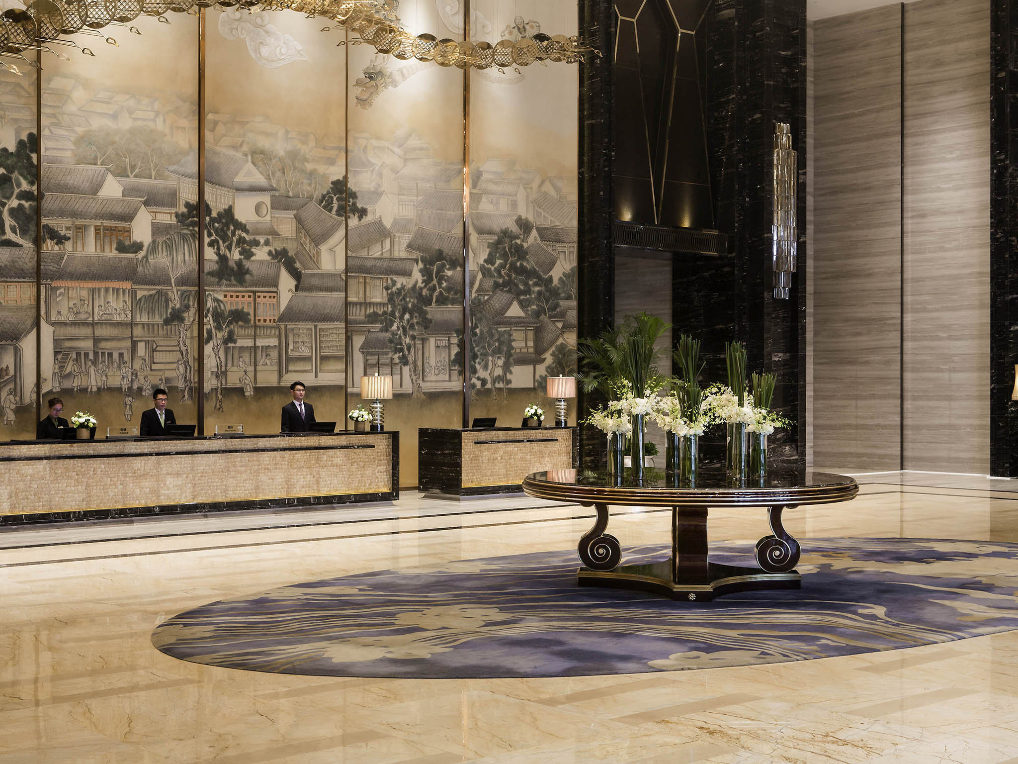 Отель — Pullman Weifang Wanda