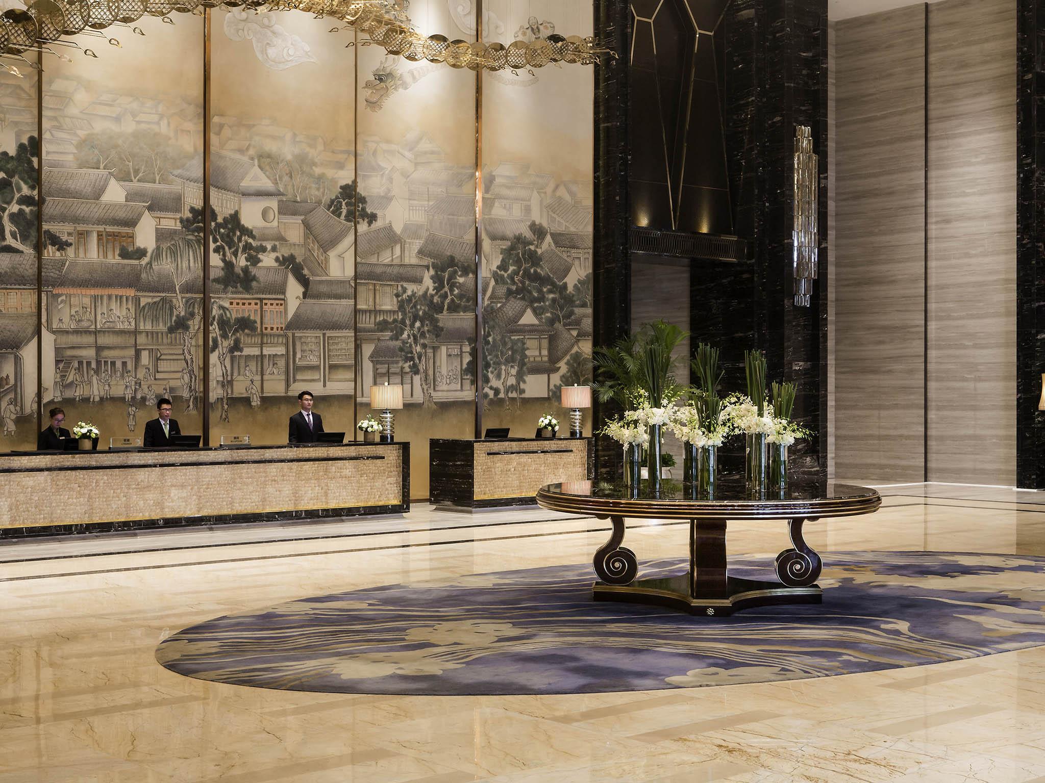 Hotell – Pullman Weifang Wanda