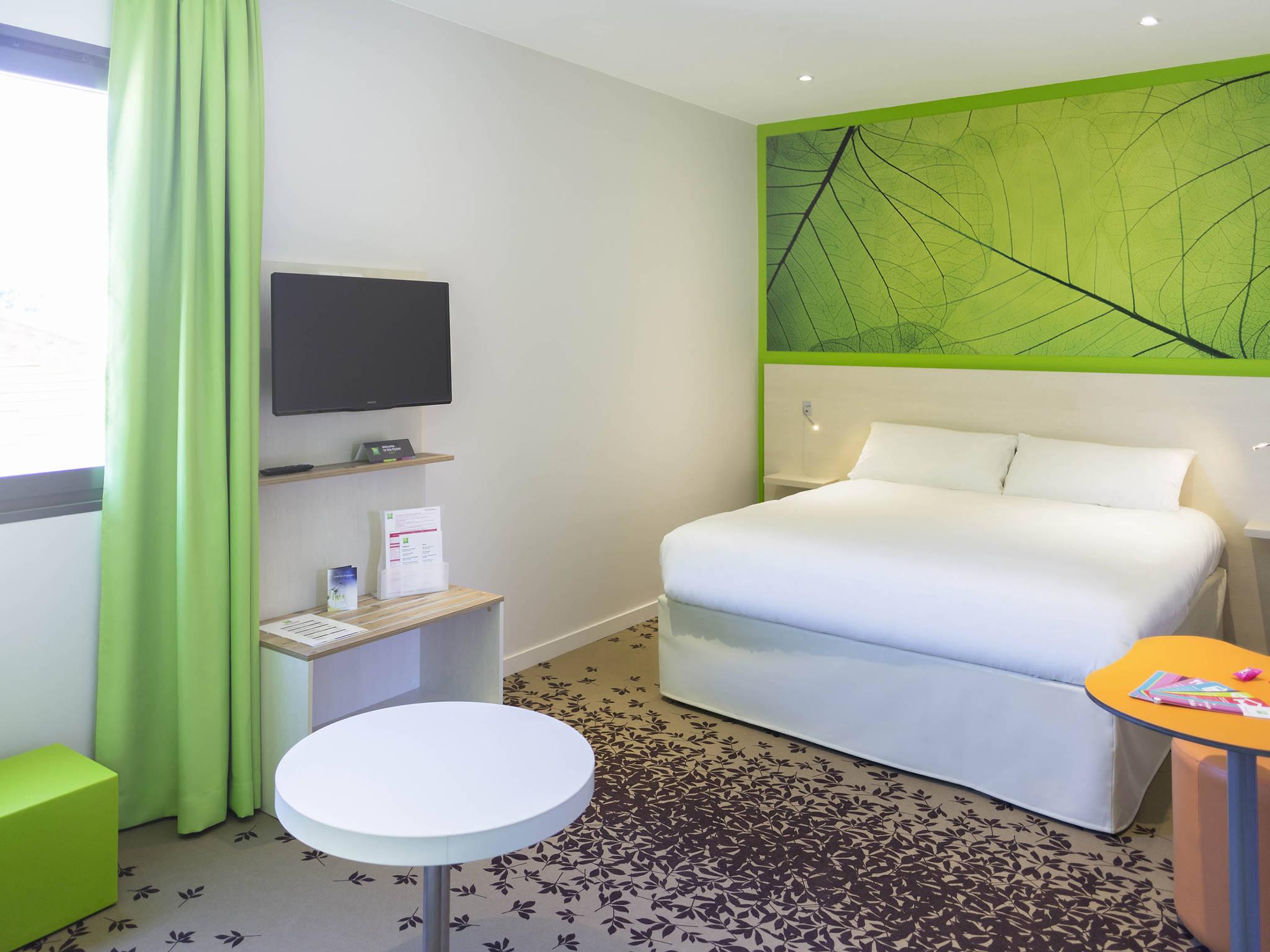Отель — ibis Styles Villeneuve-sur-Lot