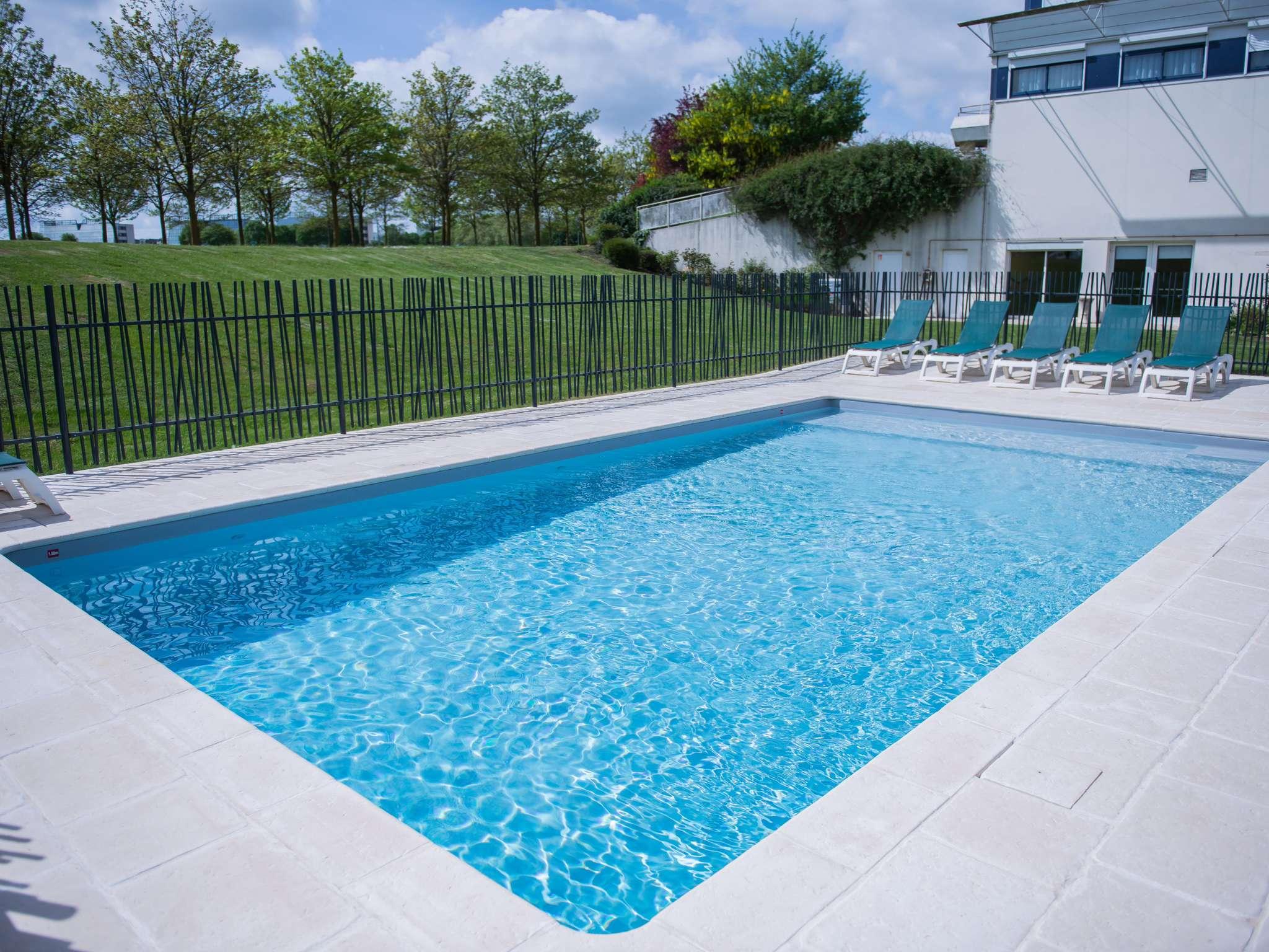 โรงแรม – ibis budget Site du Futuroscope