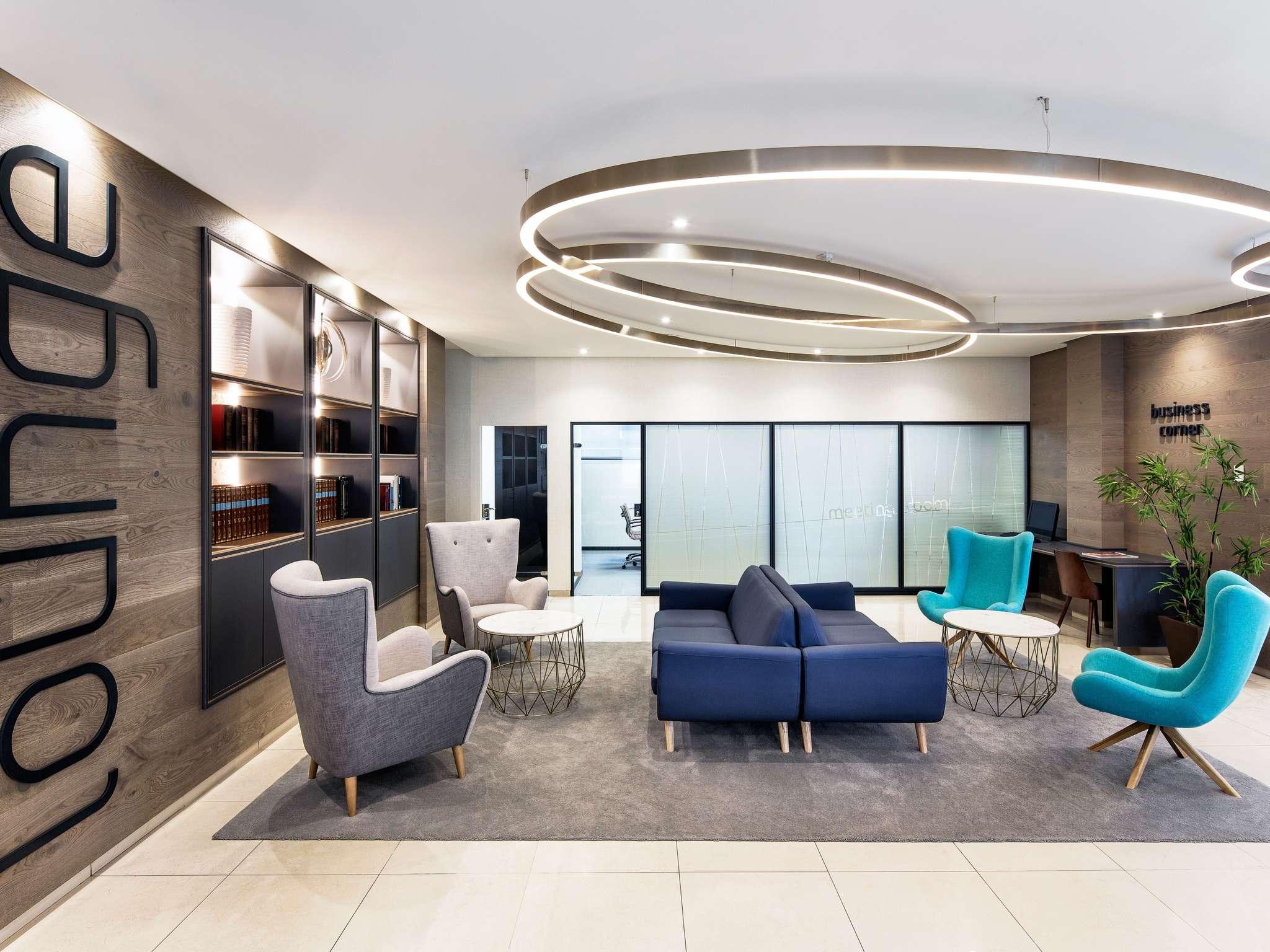 Отель — ibis Styles A Coruna