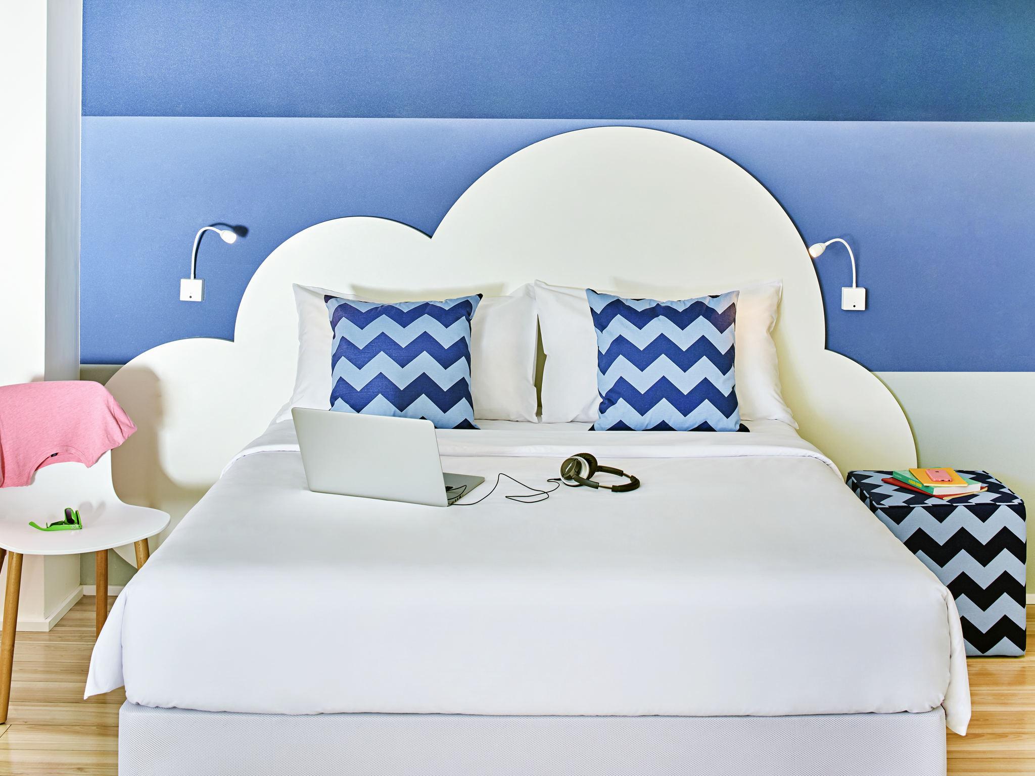 ホテル – イビス スタイルズ サンパウロ アニェンビ
