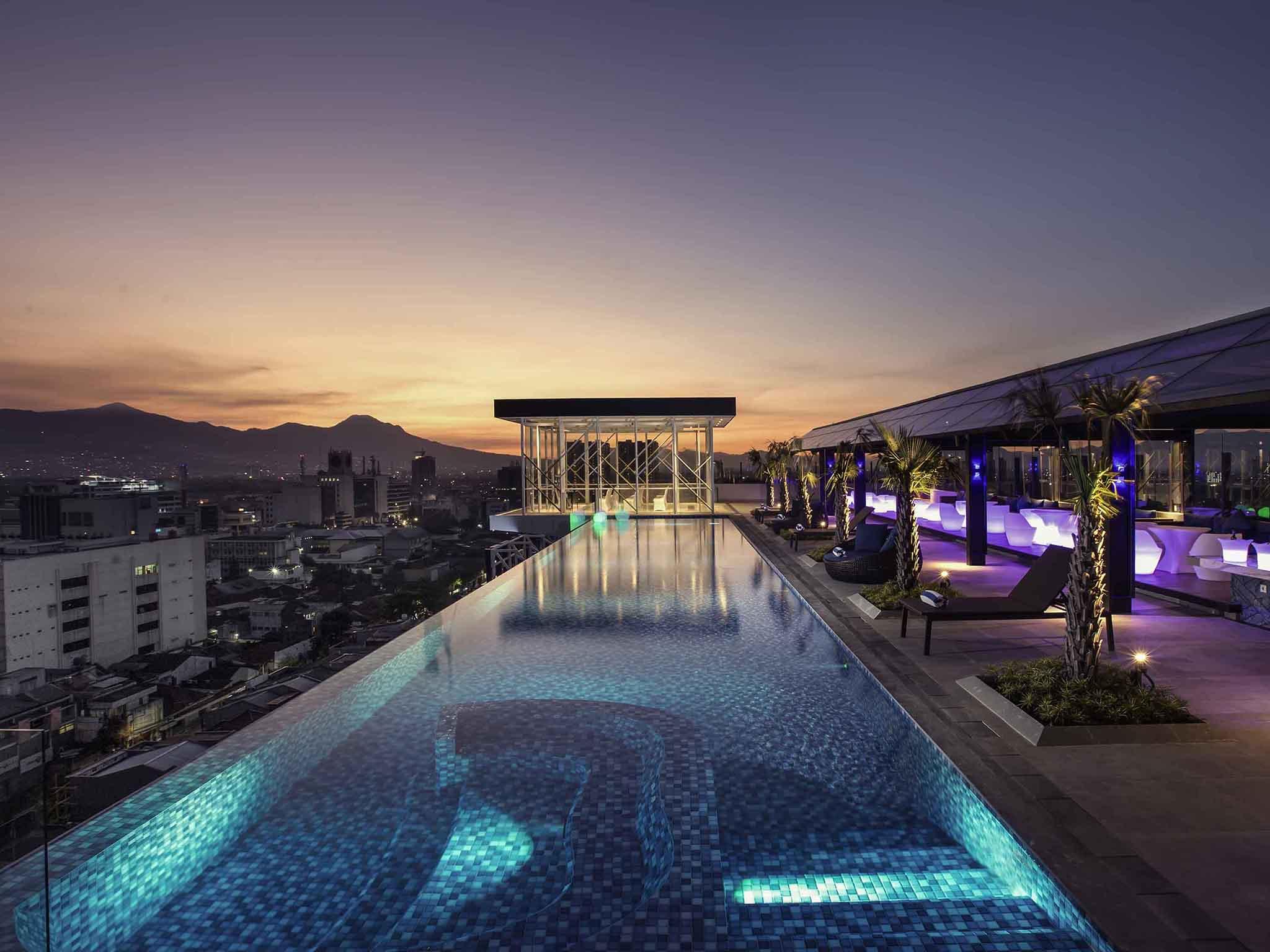 โรงแรม – Mercure Bandung City Centre