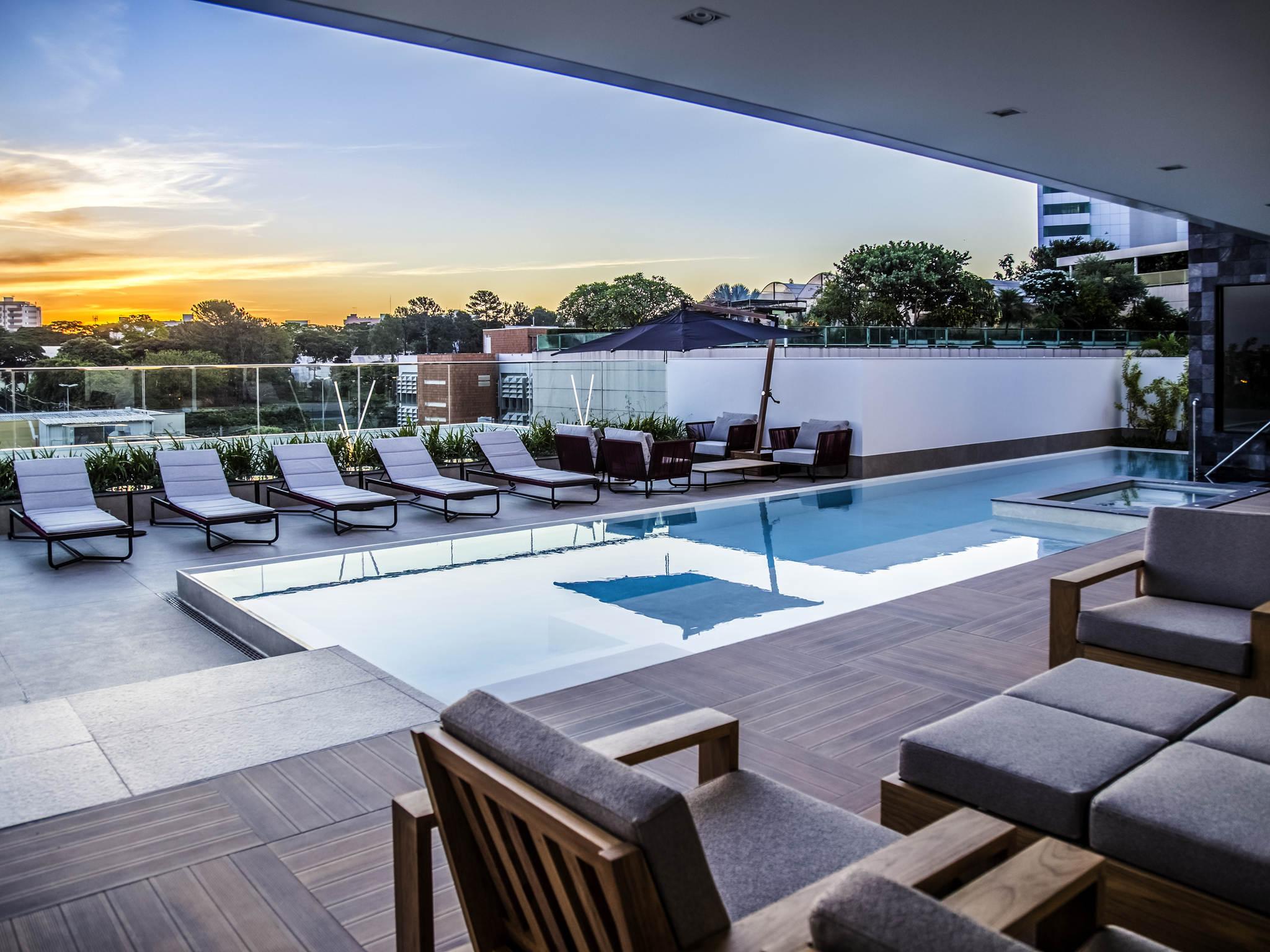 โรงแรม – Mercure Uberlandia Plaza Shopping Hotel